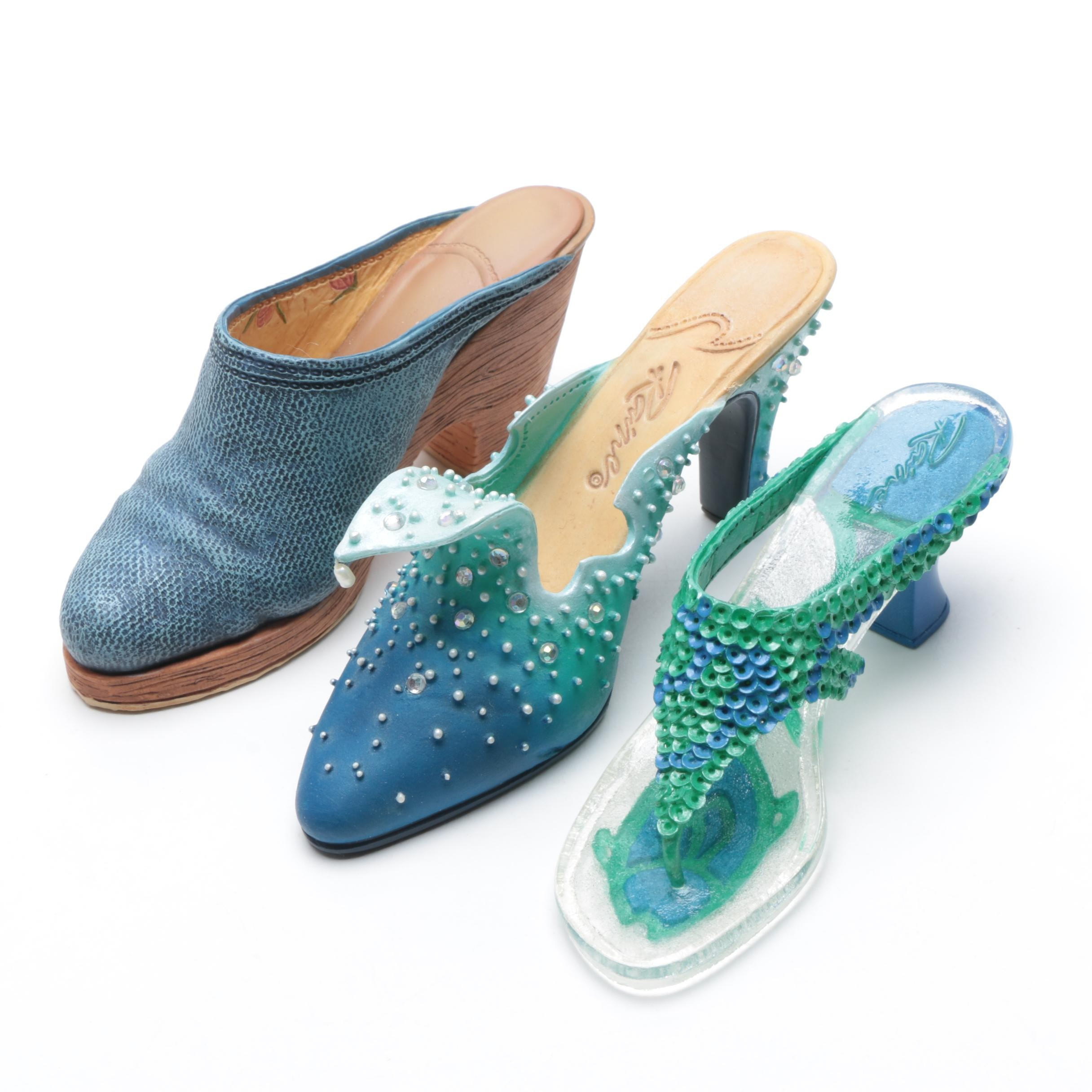 Just The Right Shoe Figurines