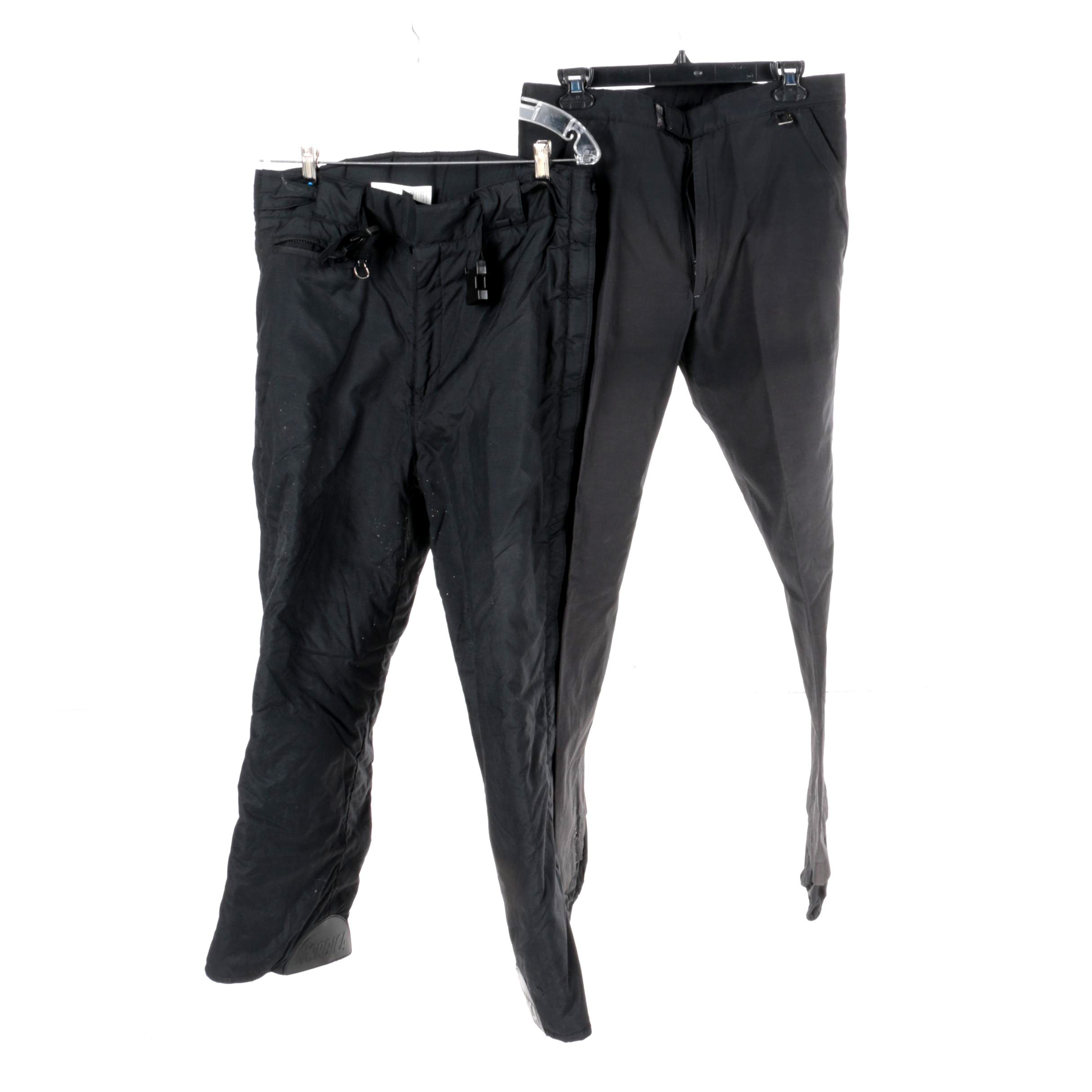 Women's Fera and Nordica Ski Pants