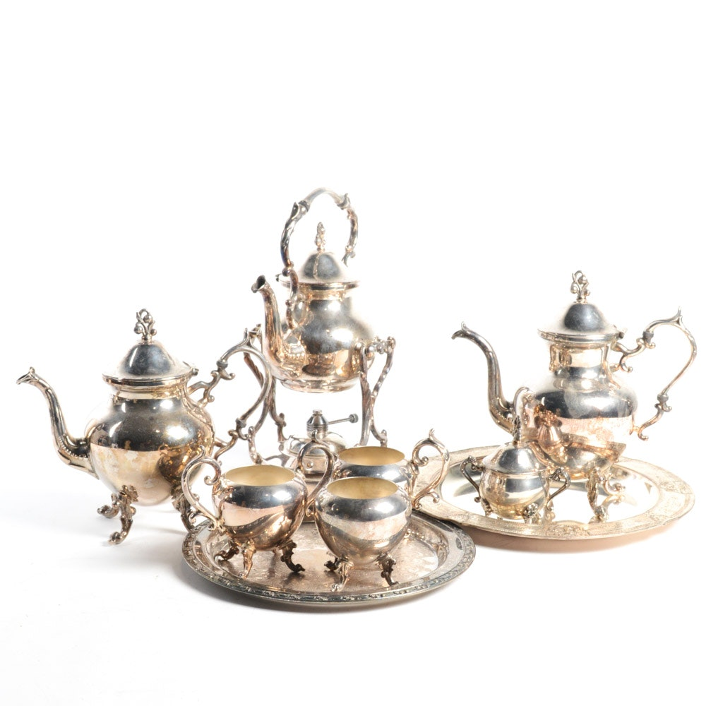 Birmingham Silver Company Silver Plated Serveware and More
