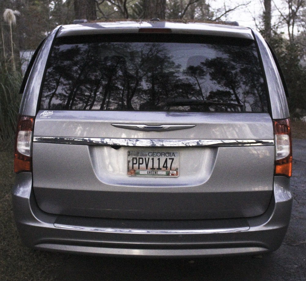 2013 Chrysler Town And Country Sport Minivan : EBTH