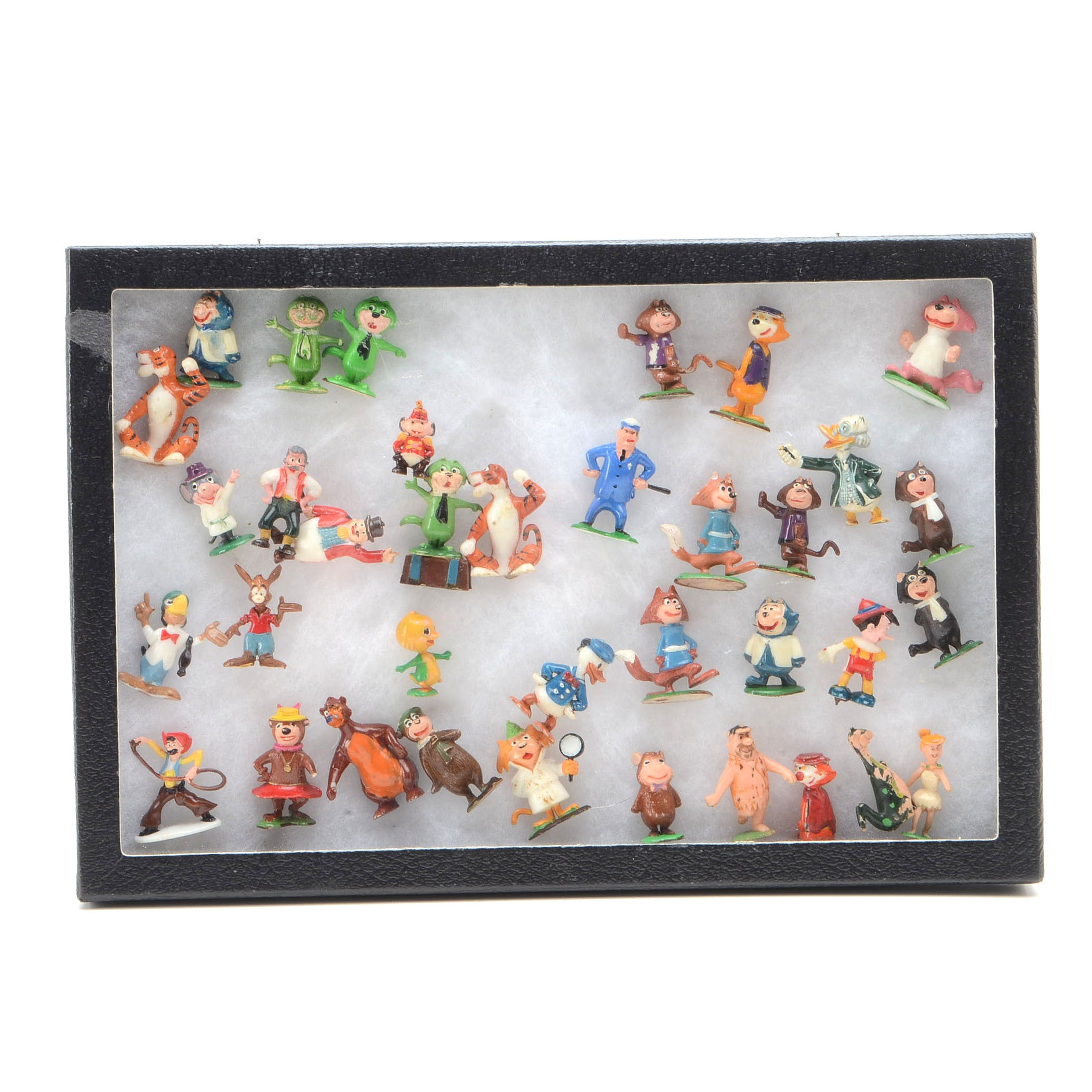 Vintage Marx Disneykins and Tinykins Toys