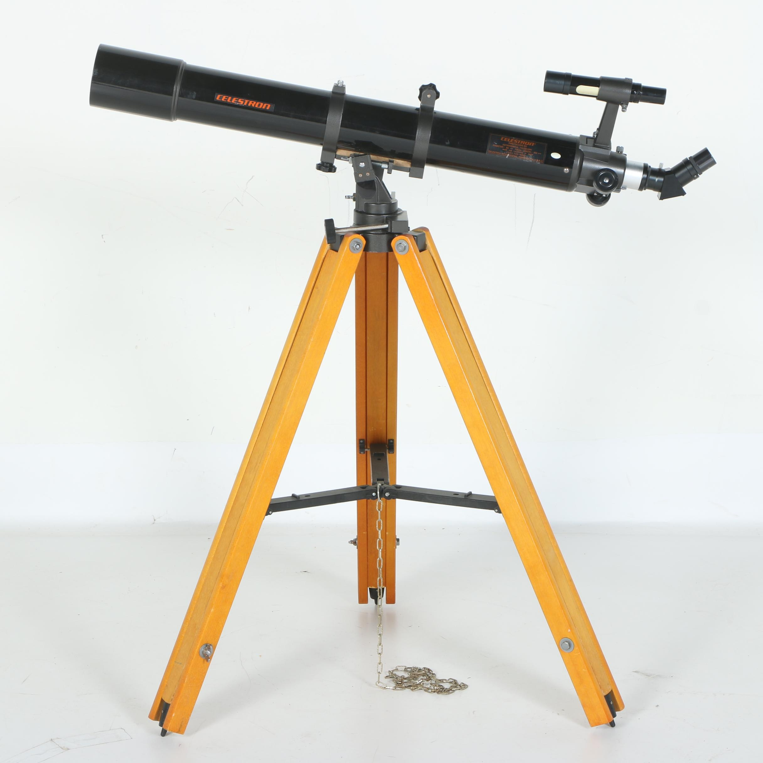 "Celestron ""Firstscope 80"" Astronomical Telescope"