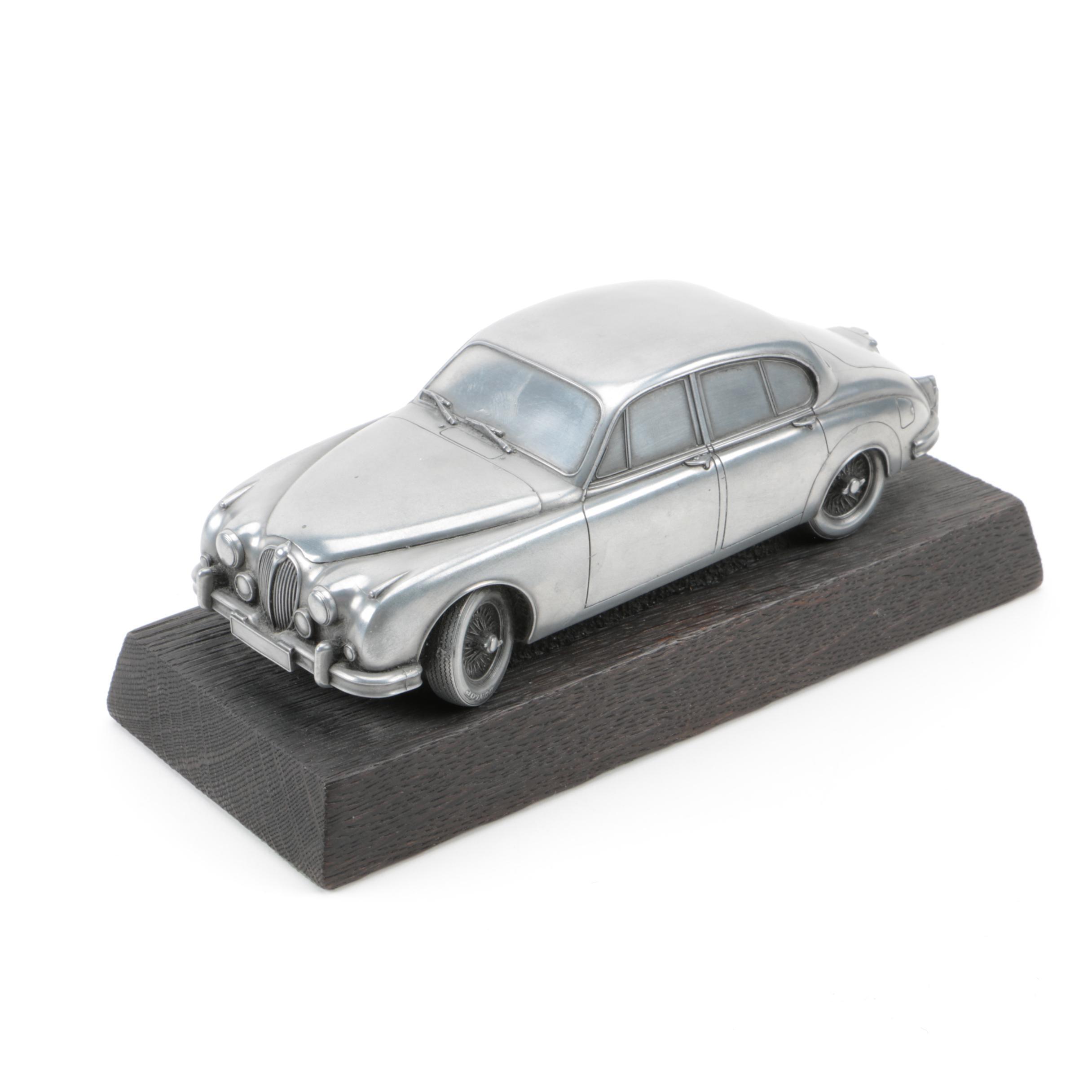 Handmade Car Sculptural Figurine