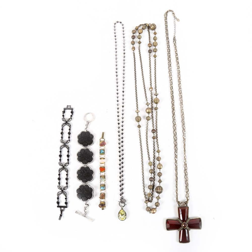 Costume Jewelry including Lucky Brand