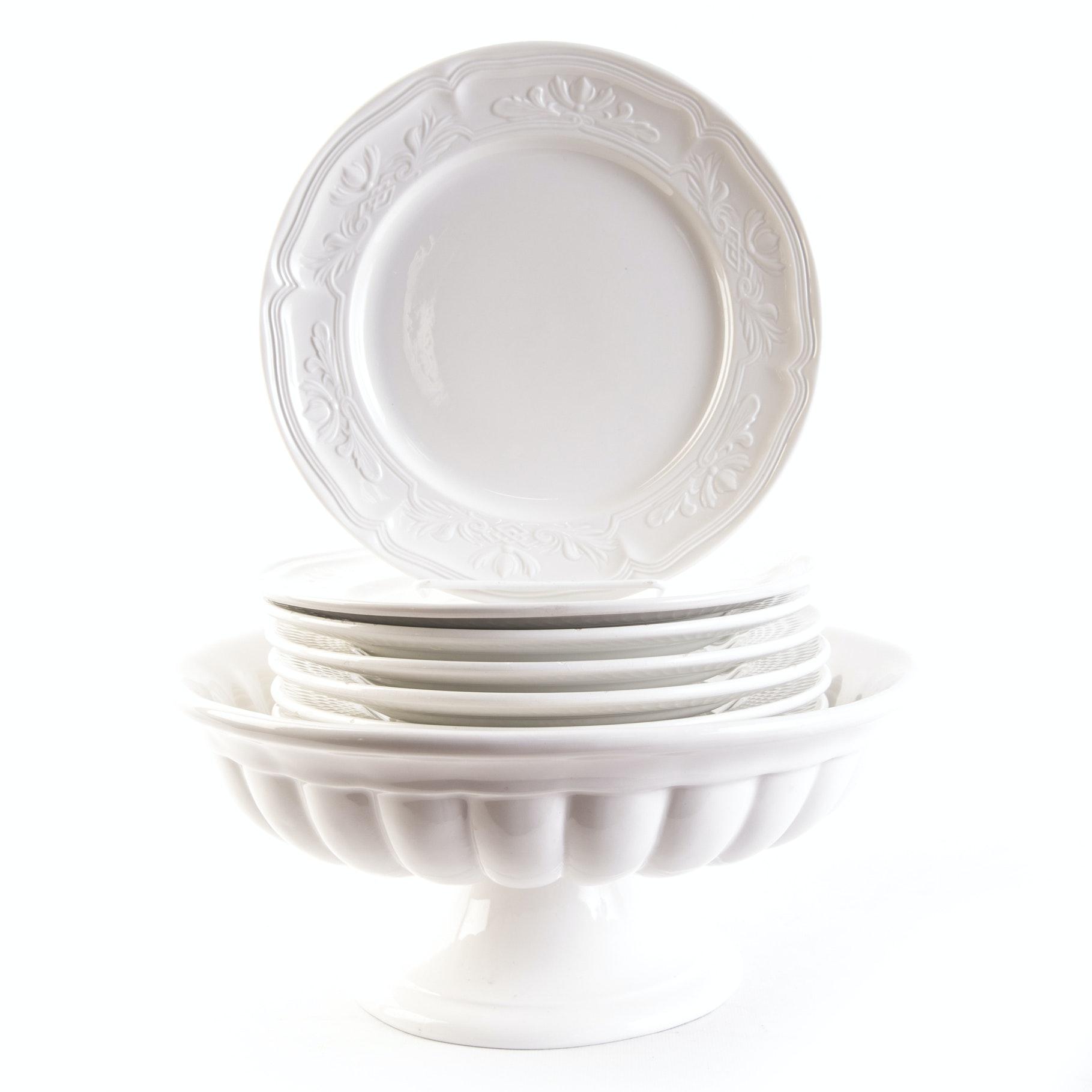 Tableware Featuring Villeroy & Boch