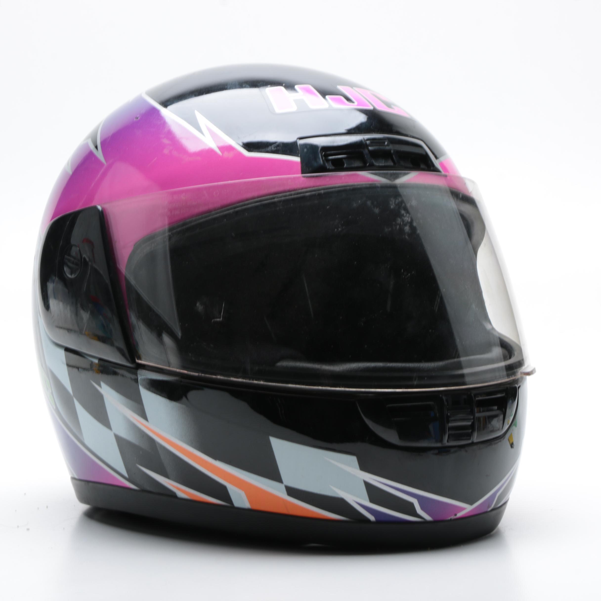 Dieter Def Designs HJC CL-10 Motorcycle Helmet