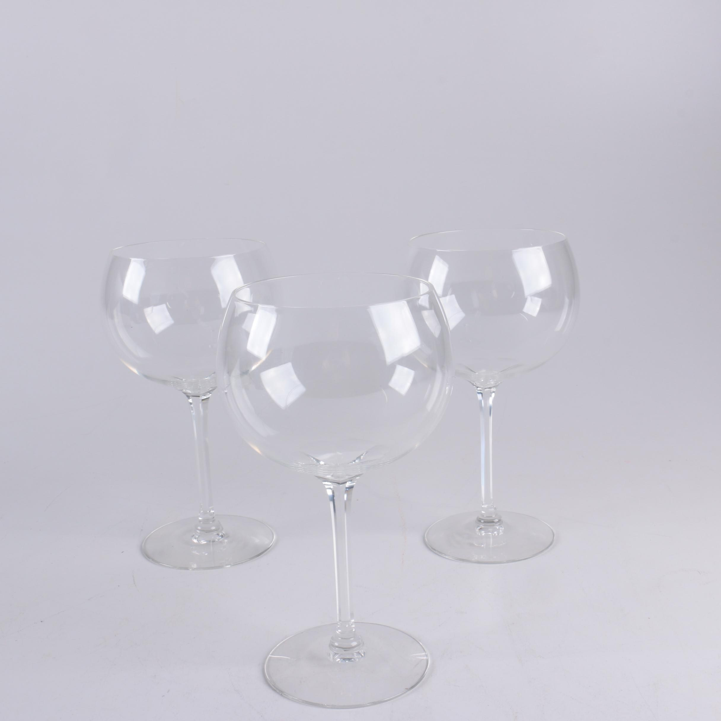 Cartier Balloon Wine Glasses