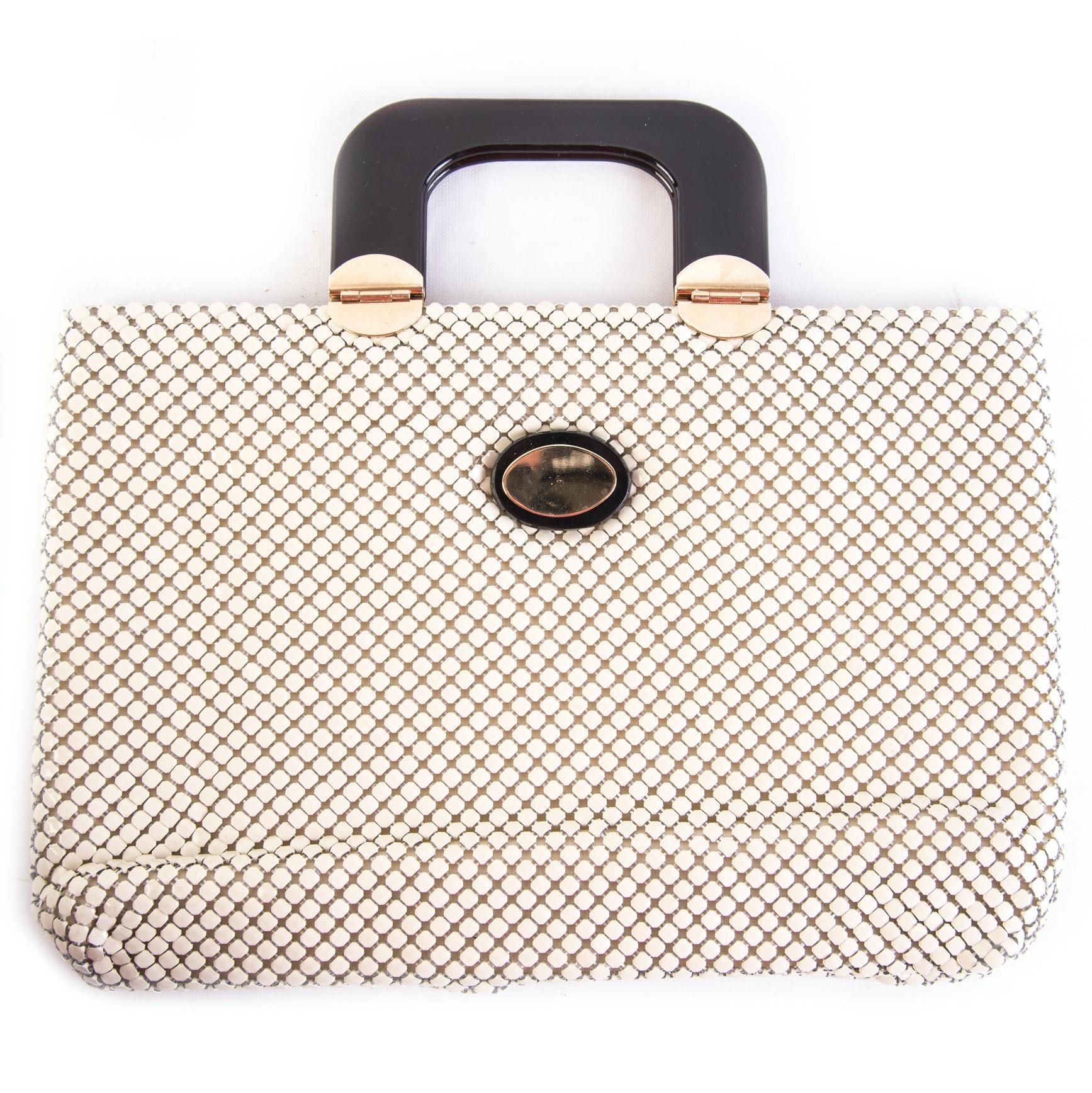 Vintage Elka Mesh Handbag
