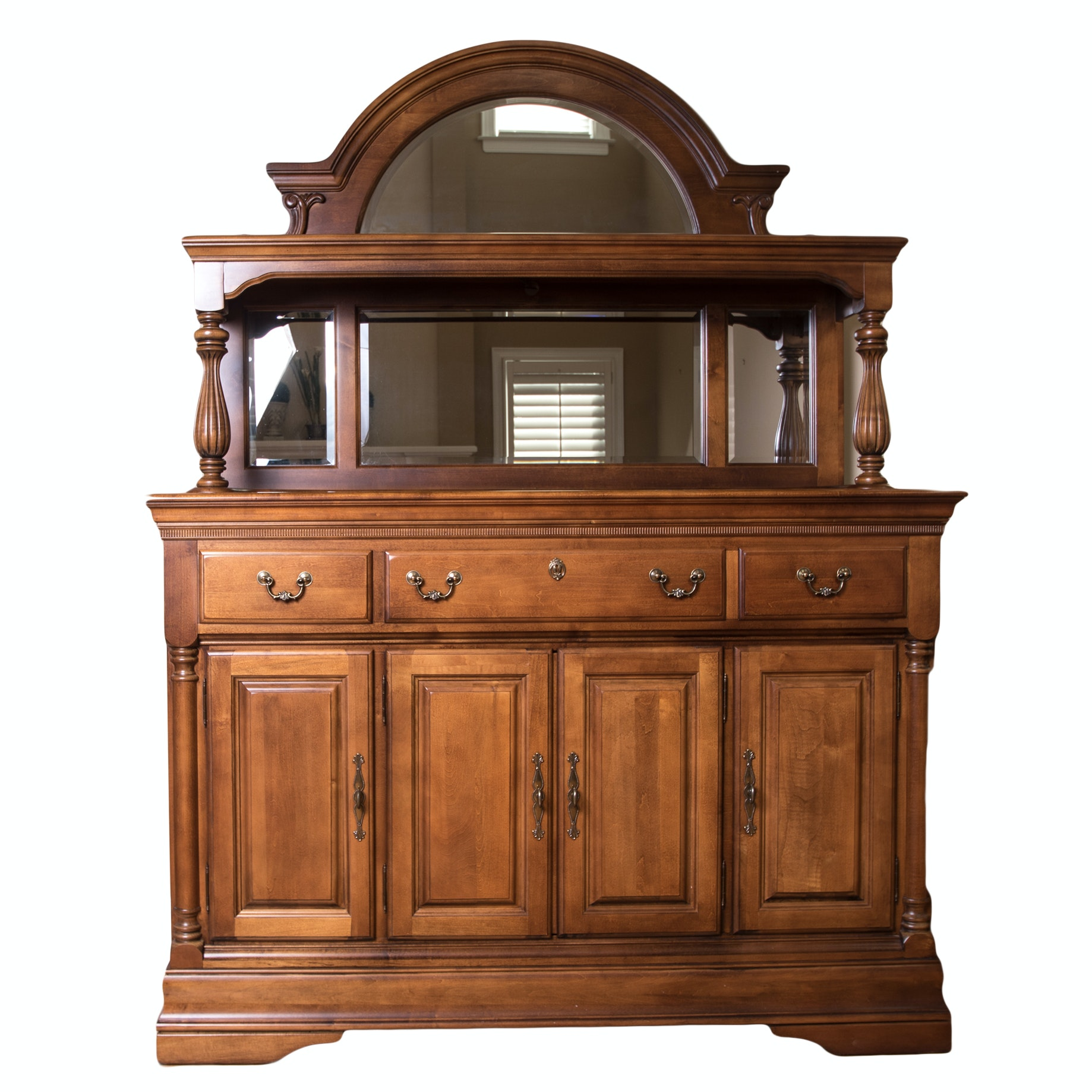Colonial Revival Buffet by the Sumter Cabinet Co.