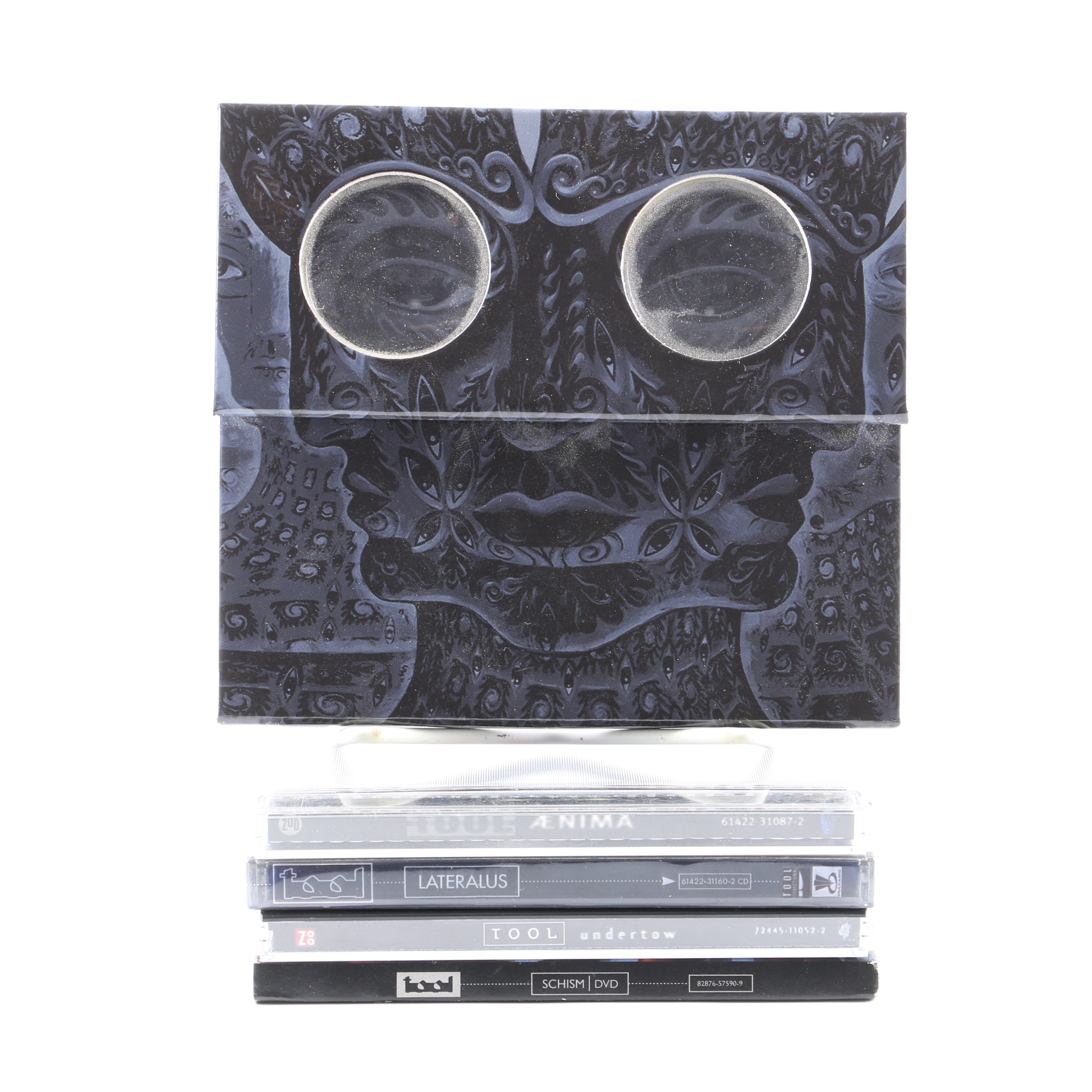 """Tool CD and DVD Collection Including """"Aenima"""" and """"Schism"""""""