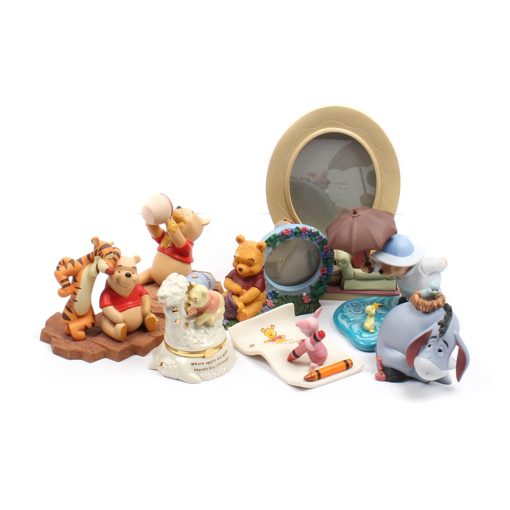 Winnie the Pooh Collectible Figurines