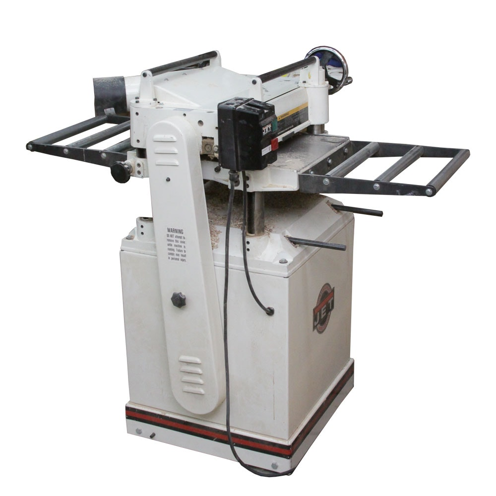 Limited Edition 15'' Woodworking Planer by Jet