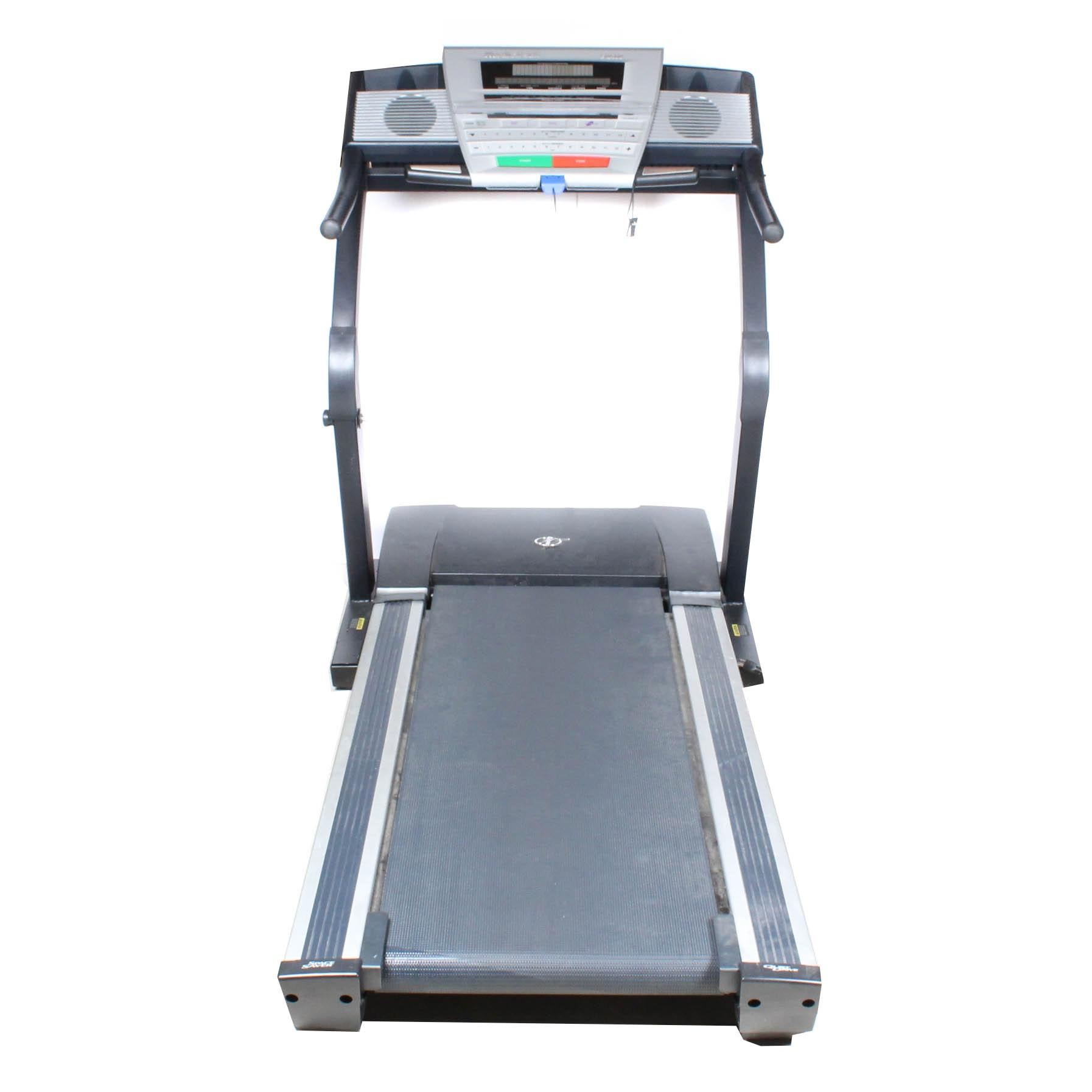 Nordictrack E 4400 Treadmill and Ski Machine