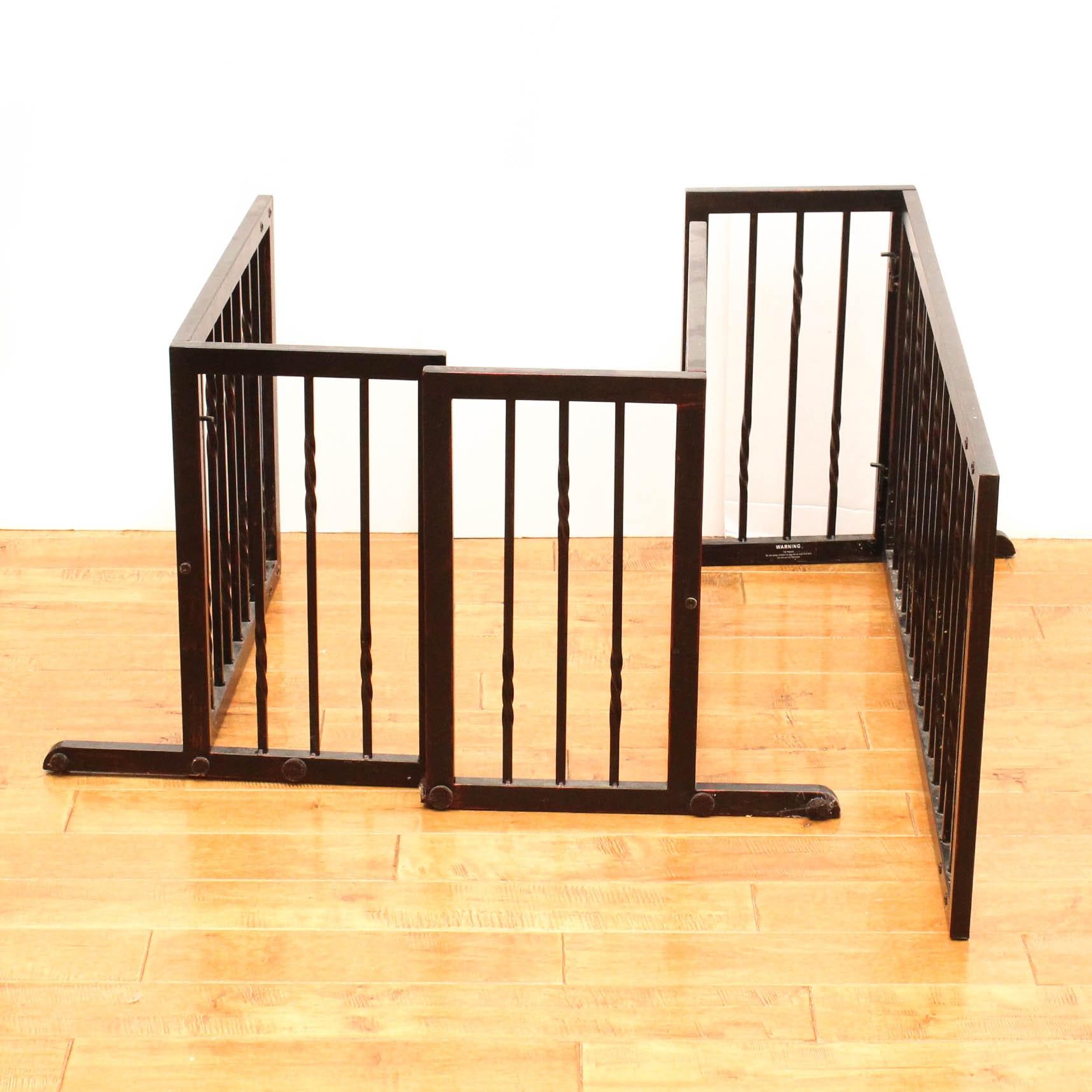 Iron Pet Gates