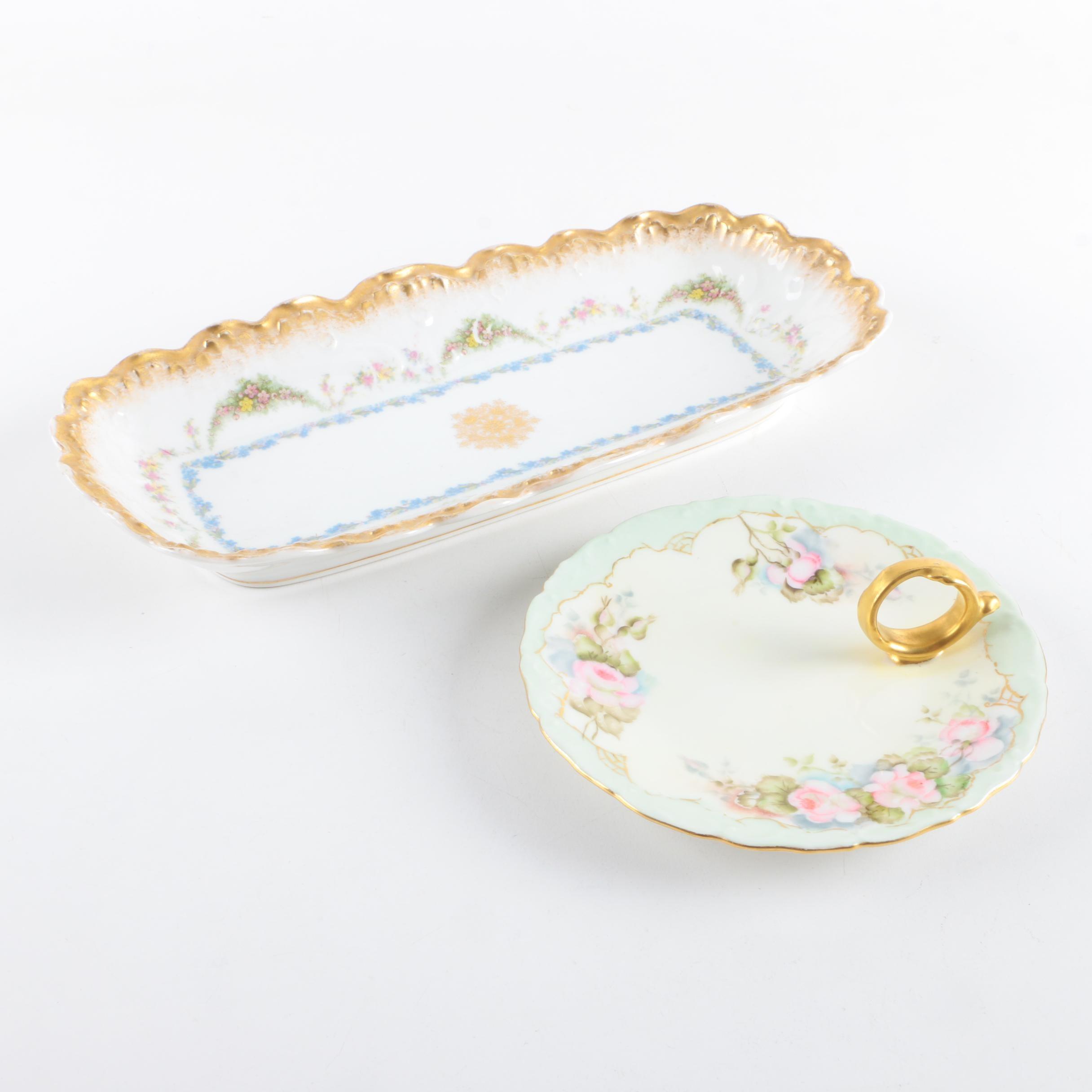 Antique Porcelain Tableware