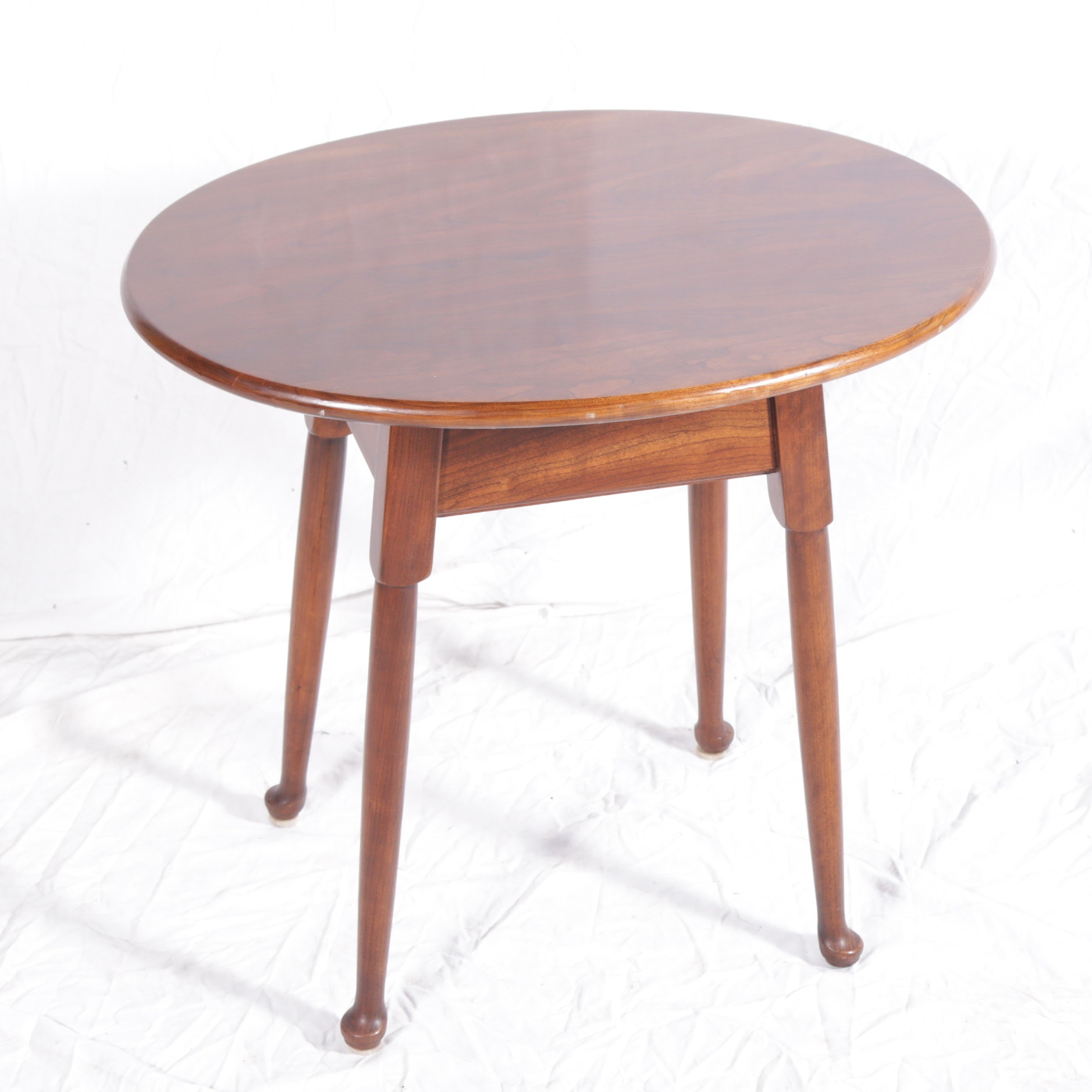Cherry Accent Table by Stickley