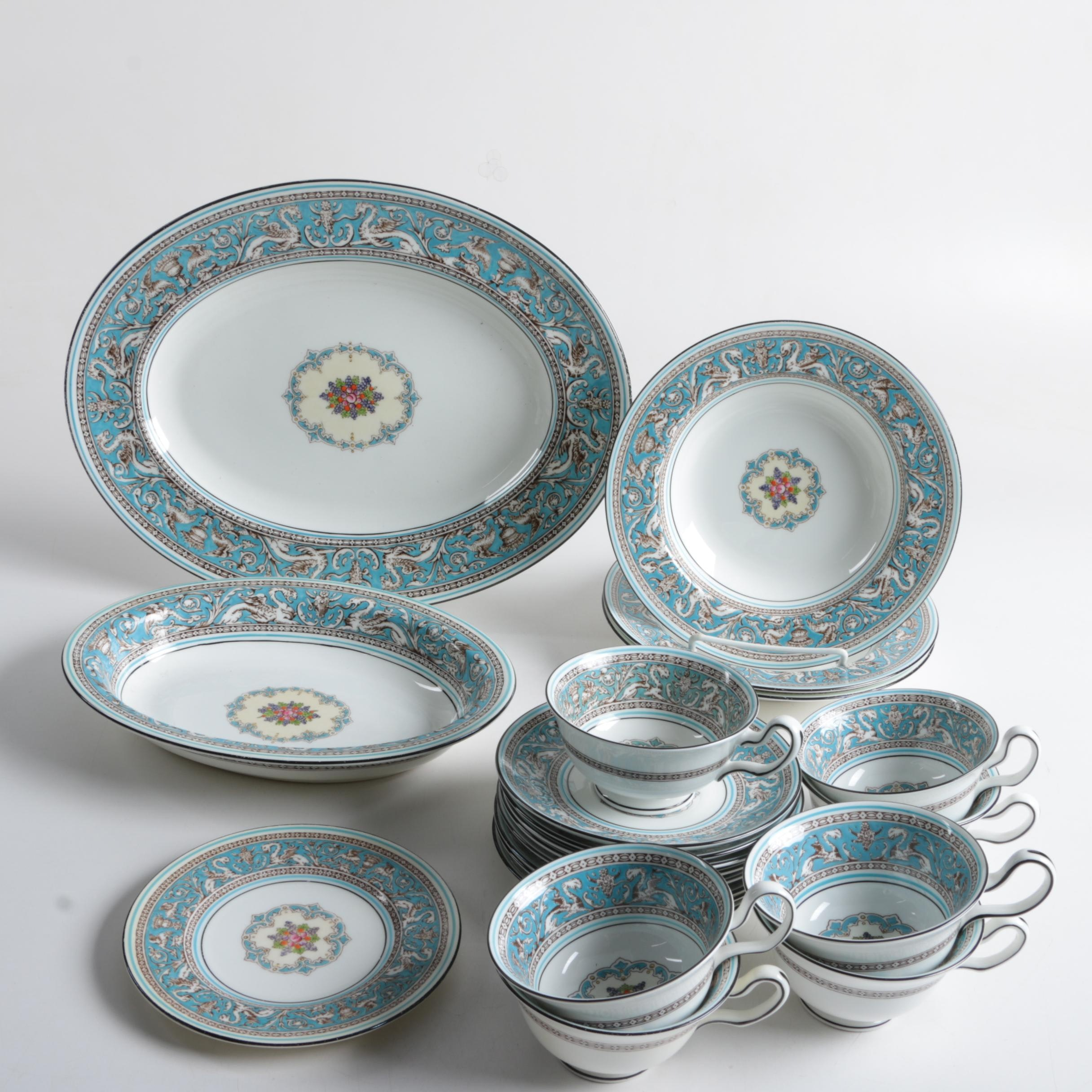 """Wedgwood """"Florentine"""" China Collection"""
