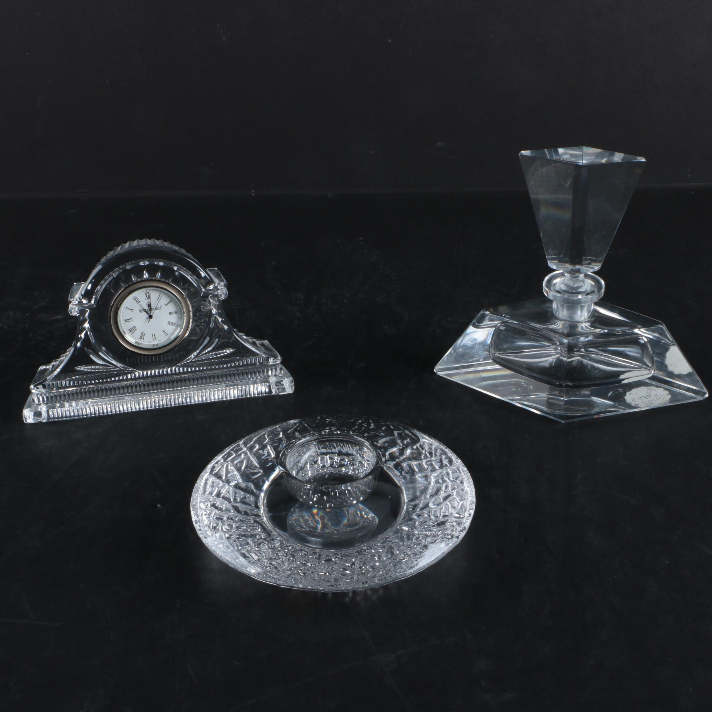 Crystal Decor including Waterford and Orrefors