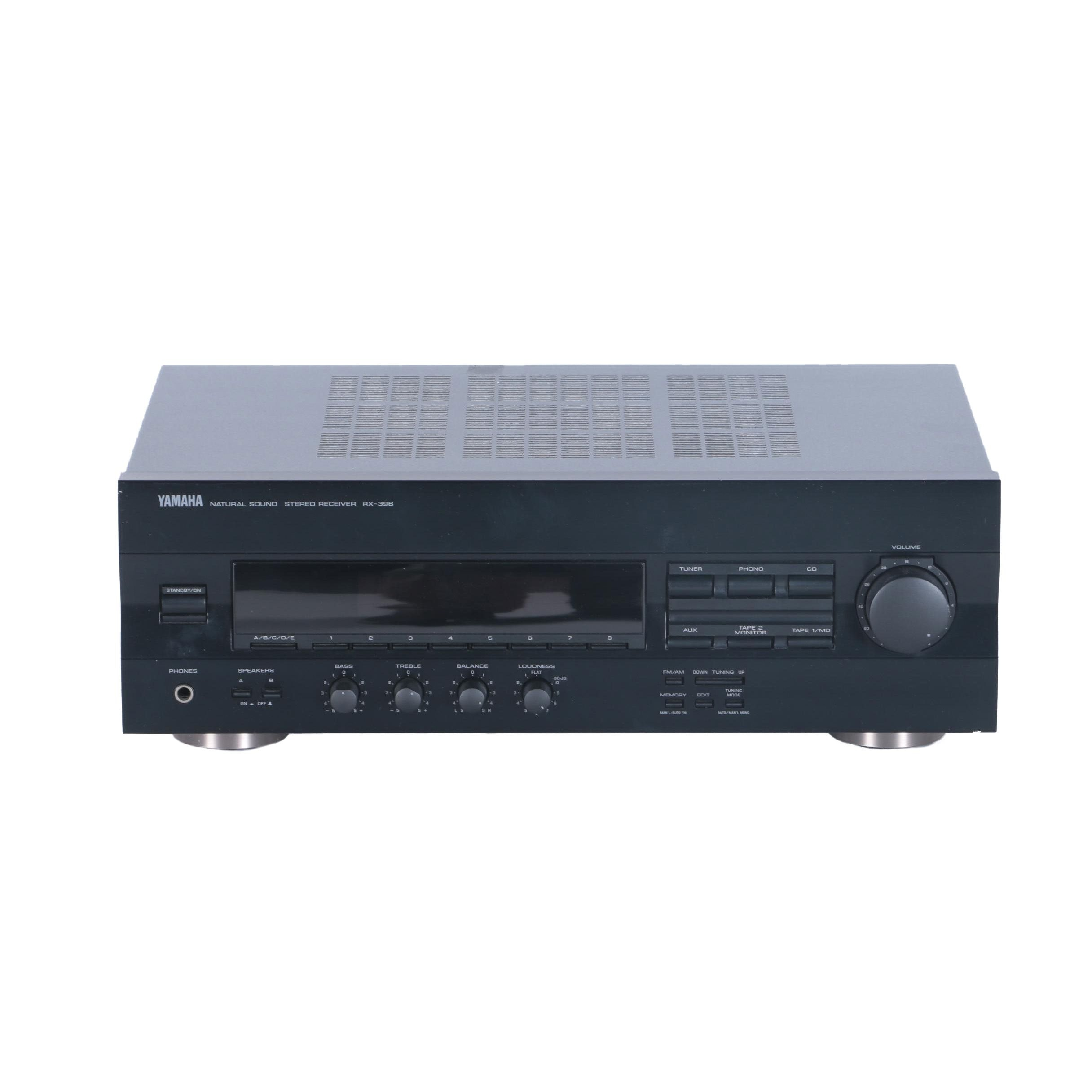 Yamaha Stereo Receiver RX-396
