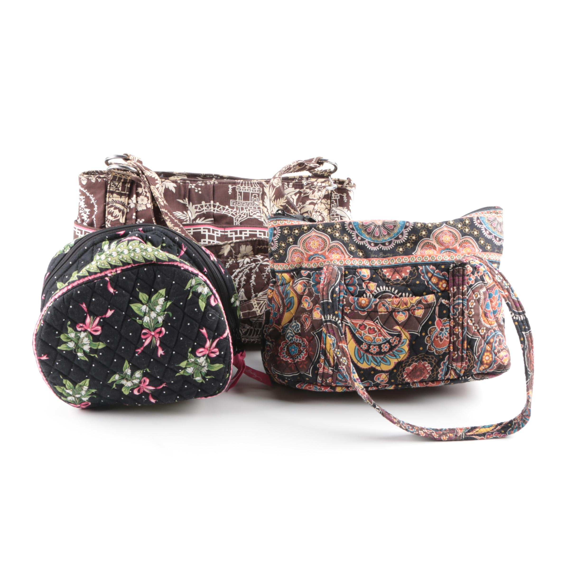 Vera Bradley Handbags and Pouch