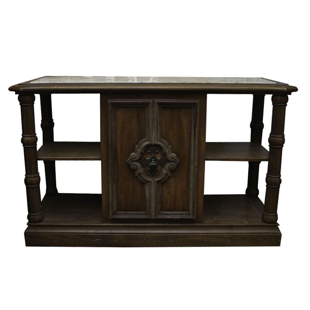 Mediterranean Style Console Table
