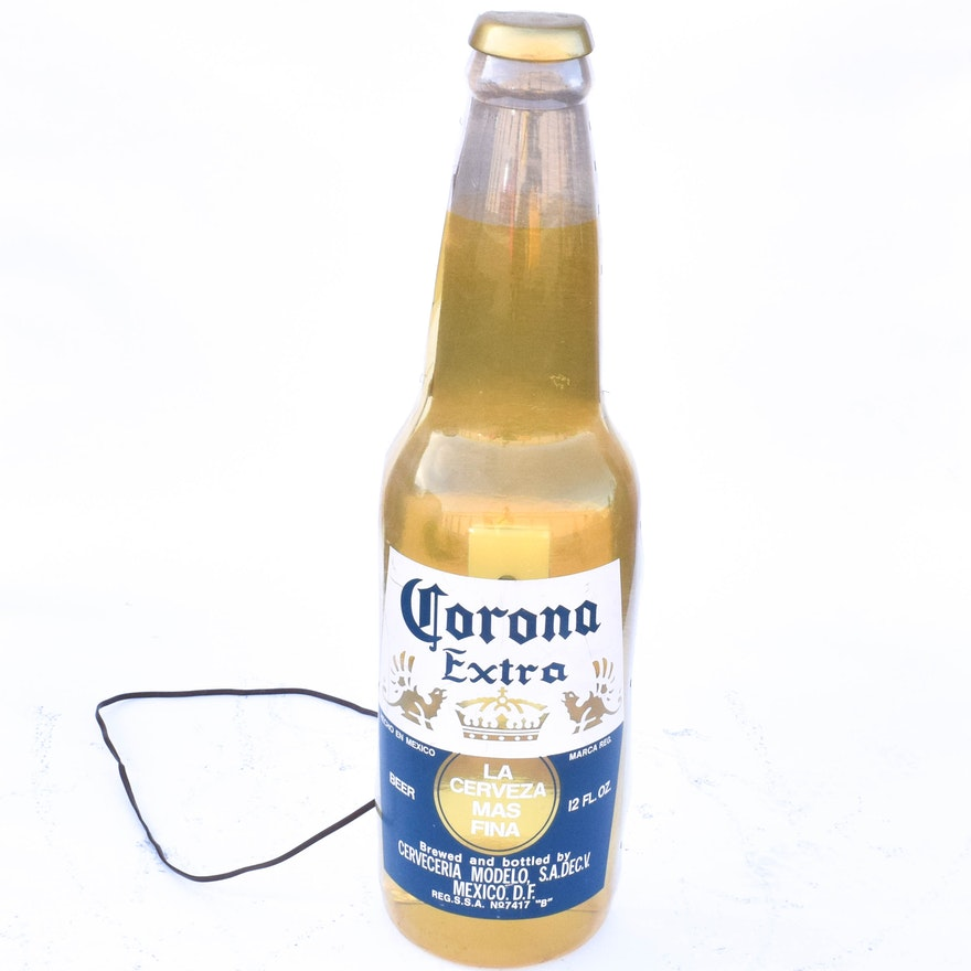 Corona beer commercial bar light ebth corona beer commercial bar light aloadofball Choice Image
