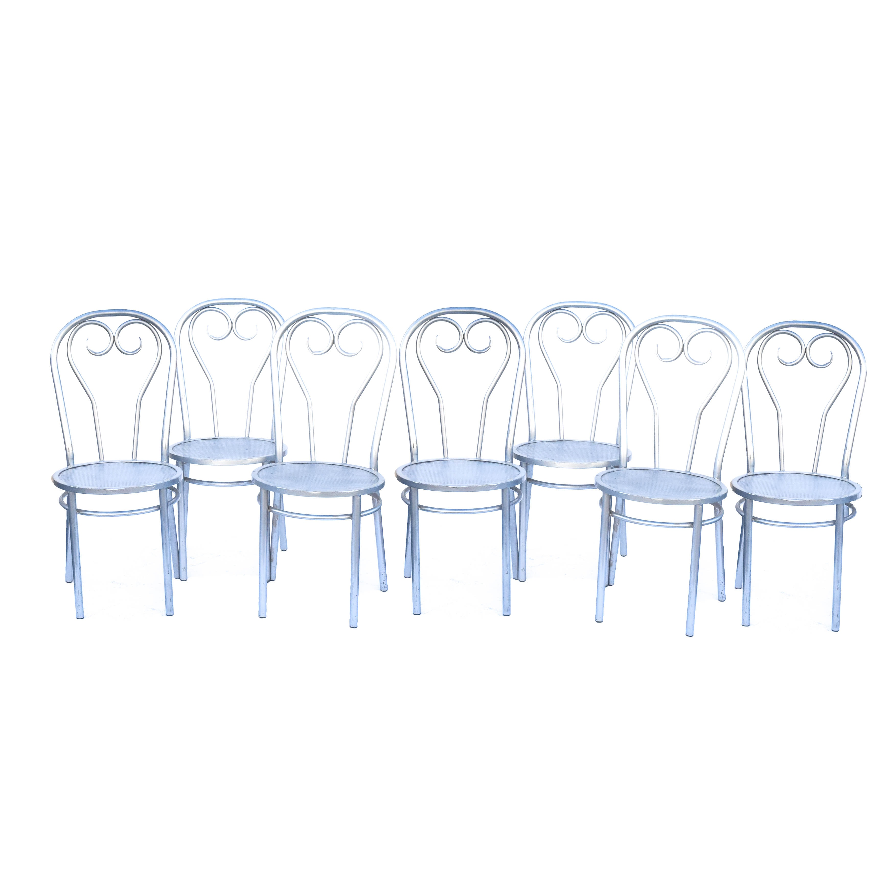 Set of Contemporary Bistro Chairs