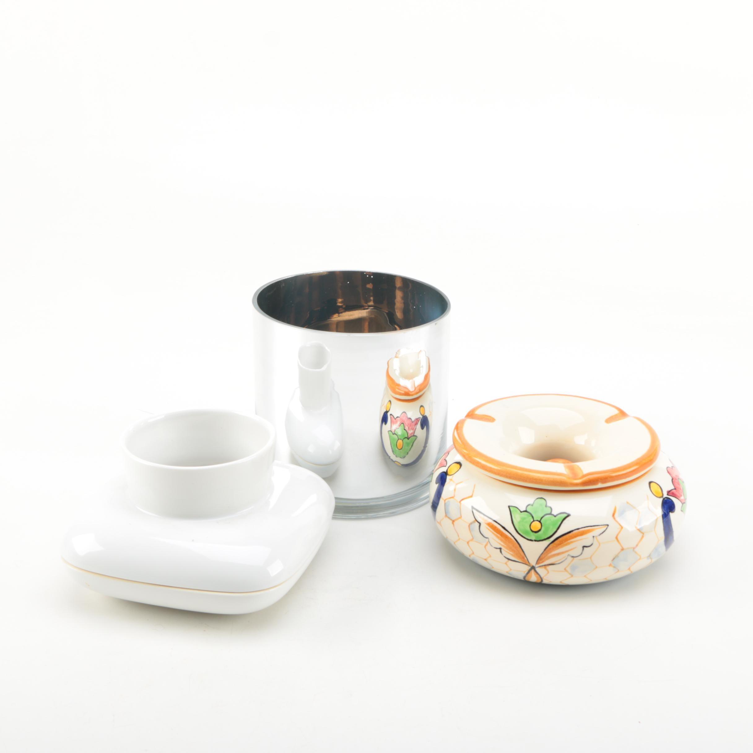 Ceramic And Glass Decor