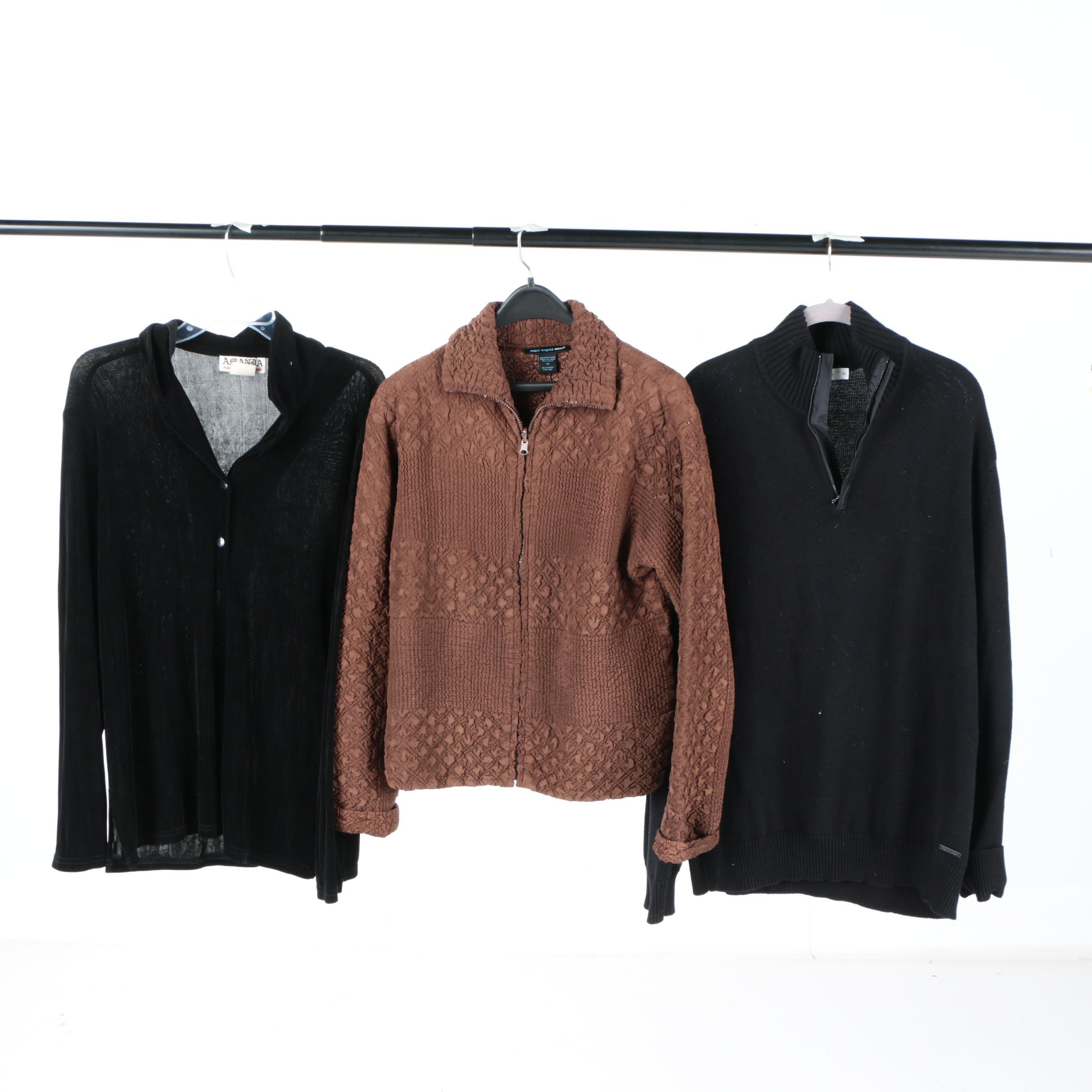 Women's Sweaters and Jacket