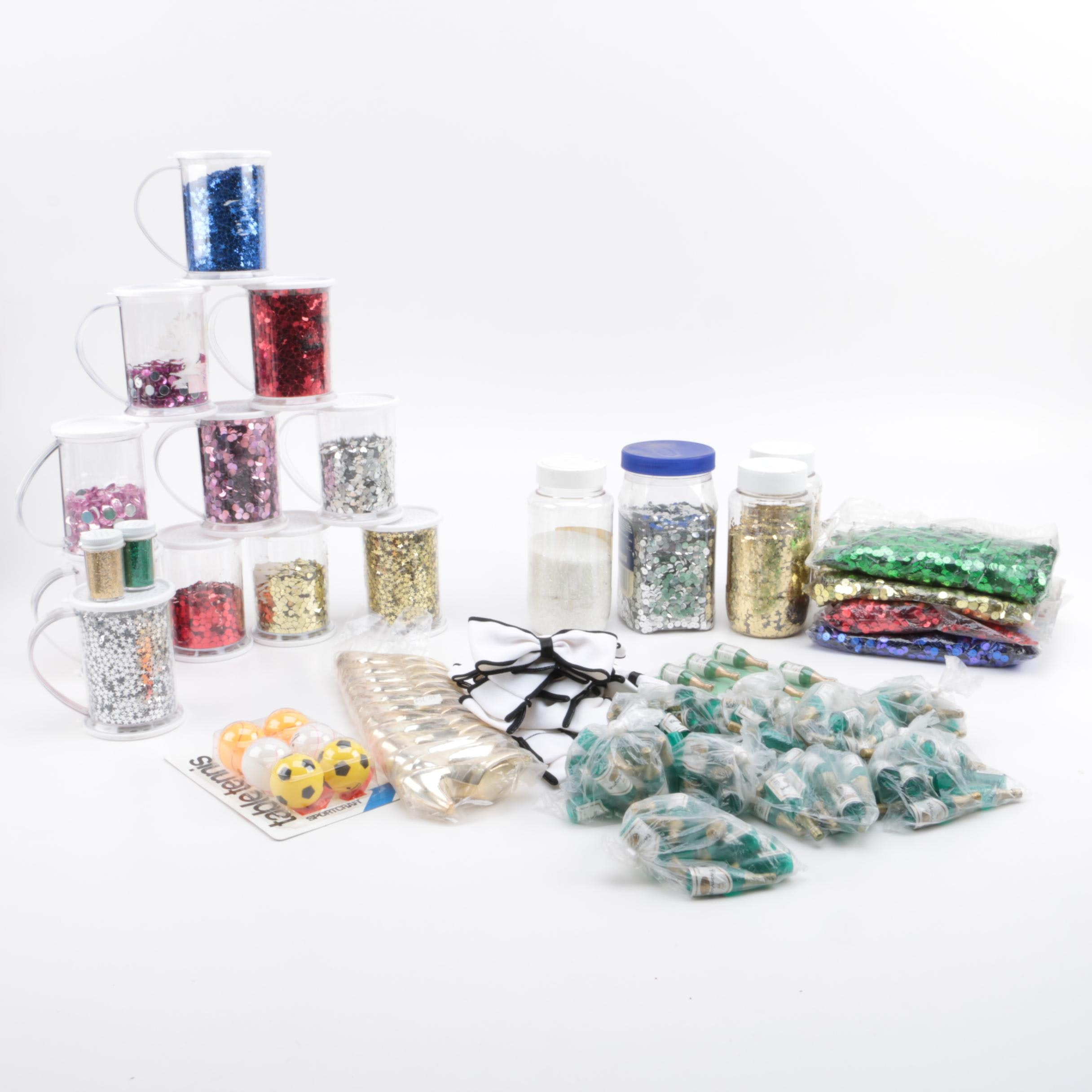 Party Favors and Decorative Craft Supplies