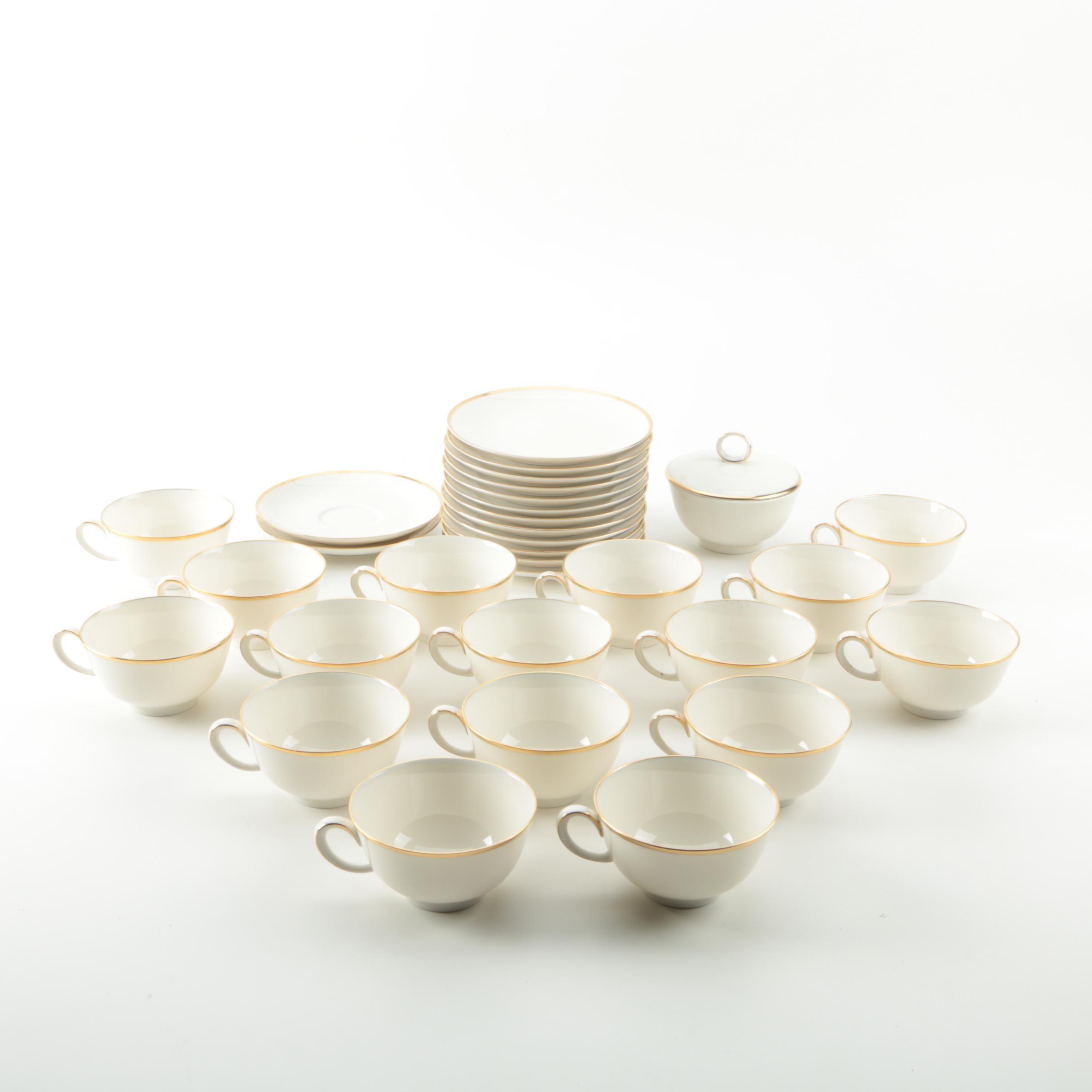 "Vintage Noritake Ivory China ""Dignatio"" Tableware"