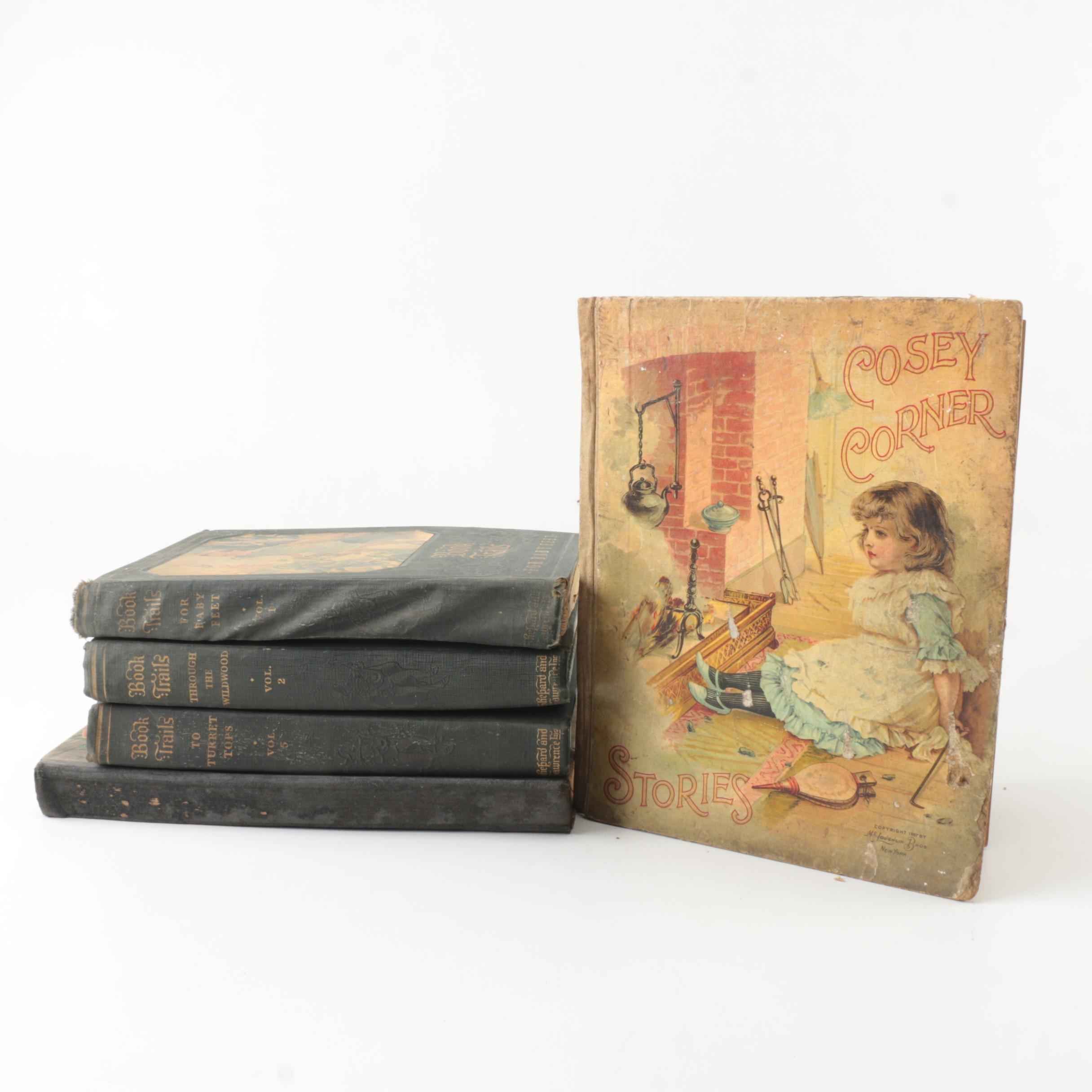 Antique Children's Storybooks