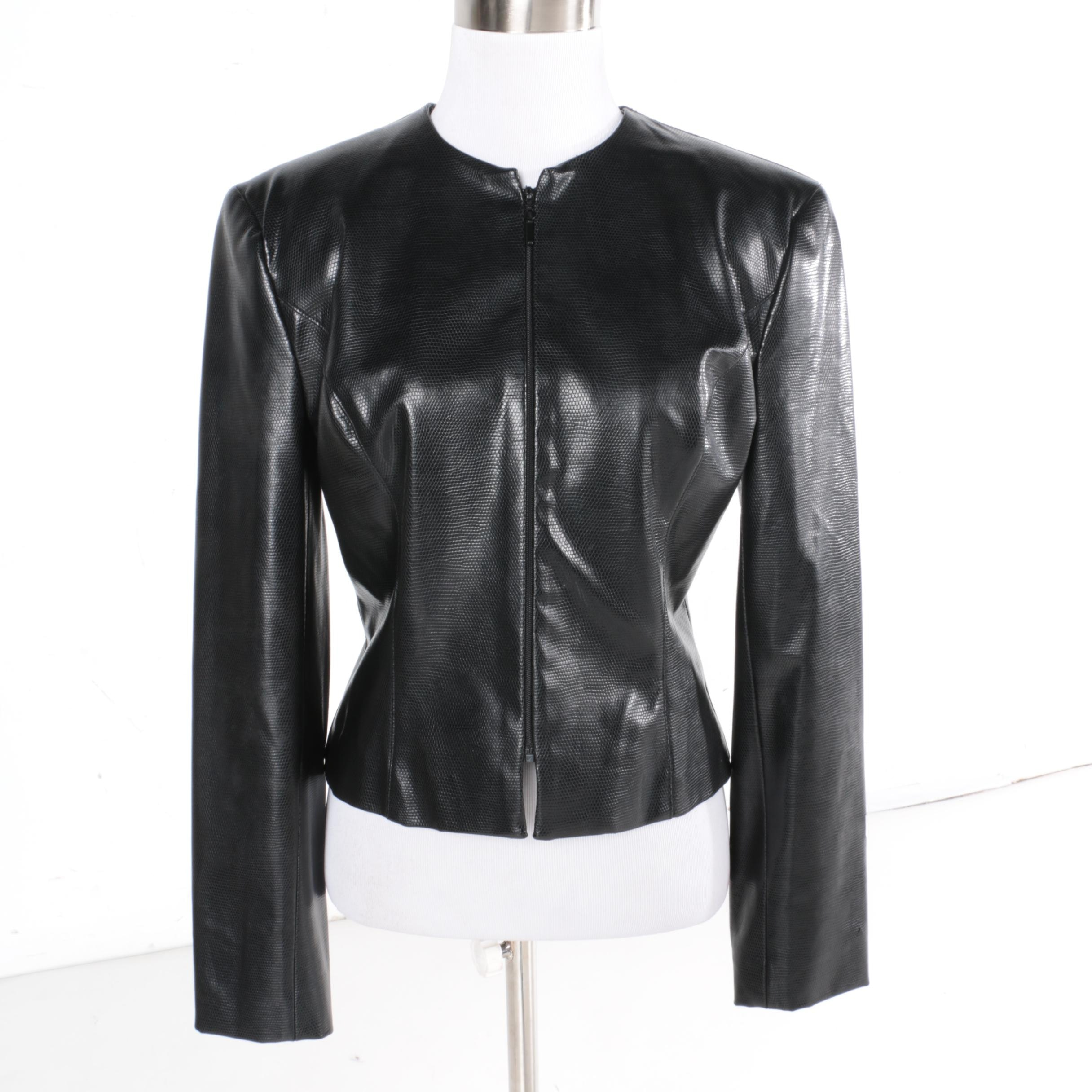 Women's Renlyn Faux Leather Jacket