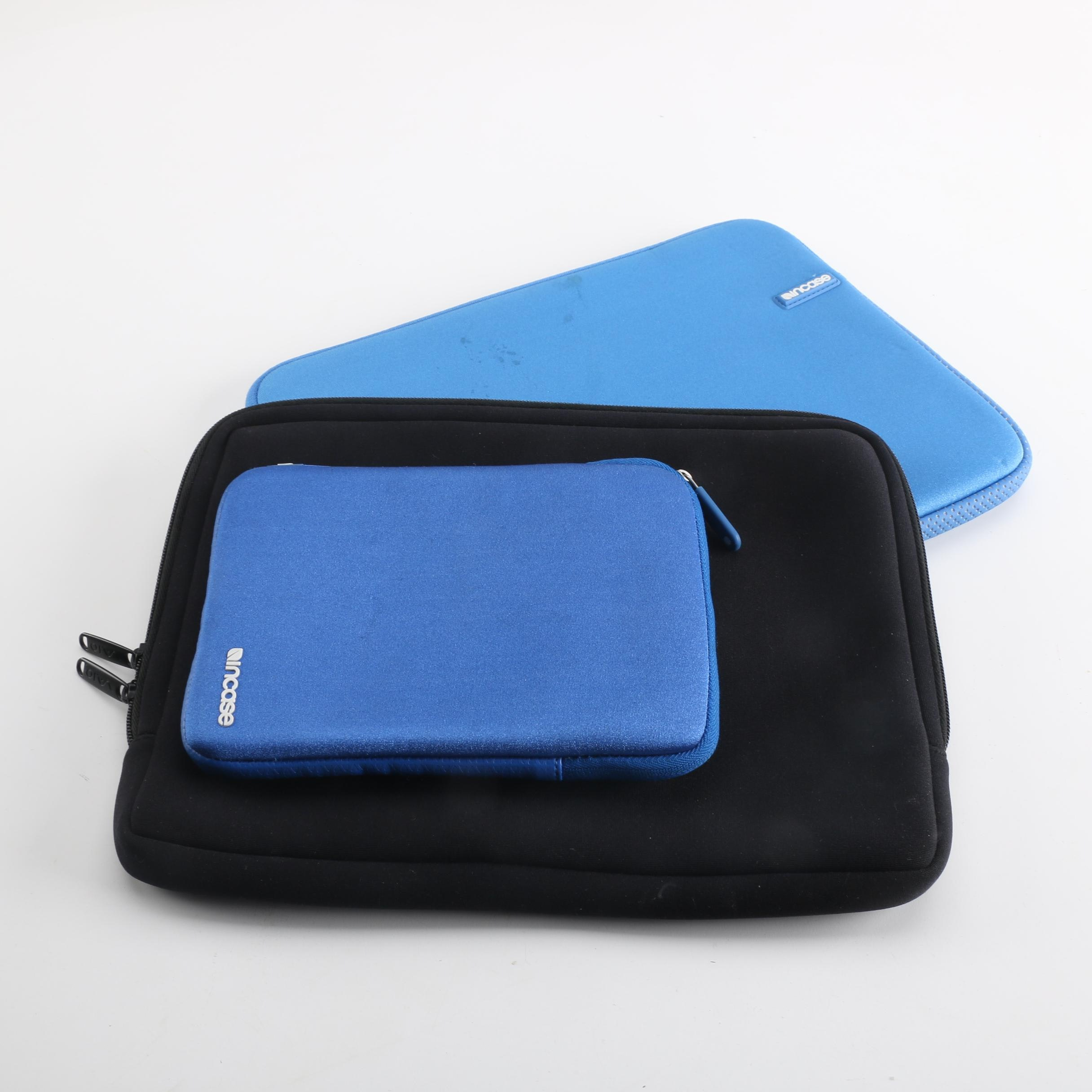 Three Laptop and Tablet Covers