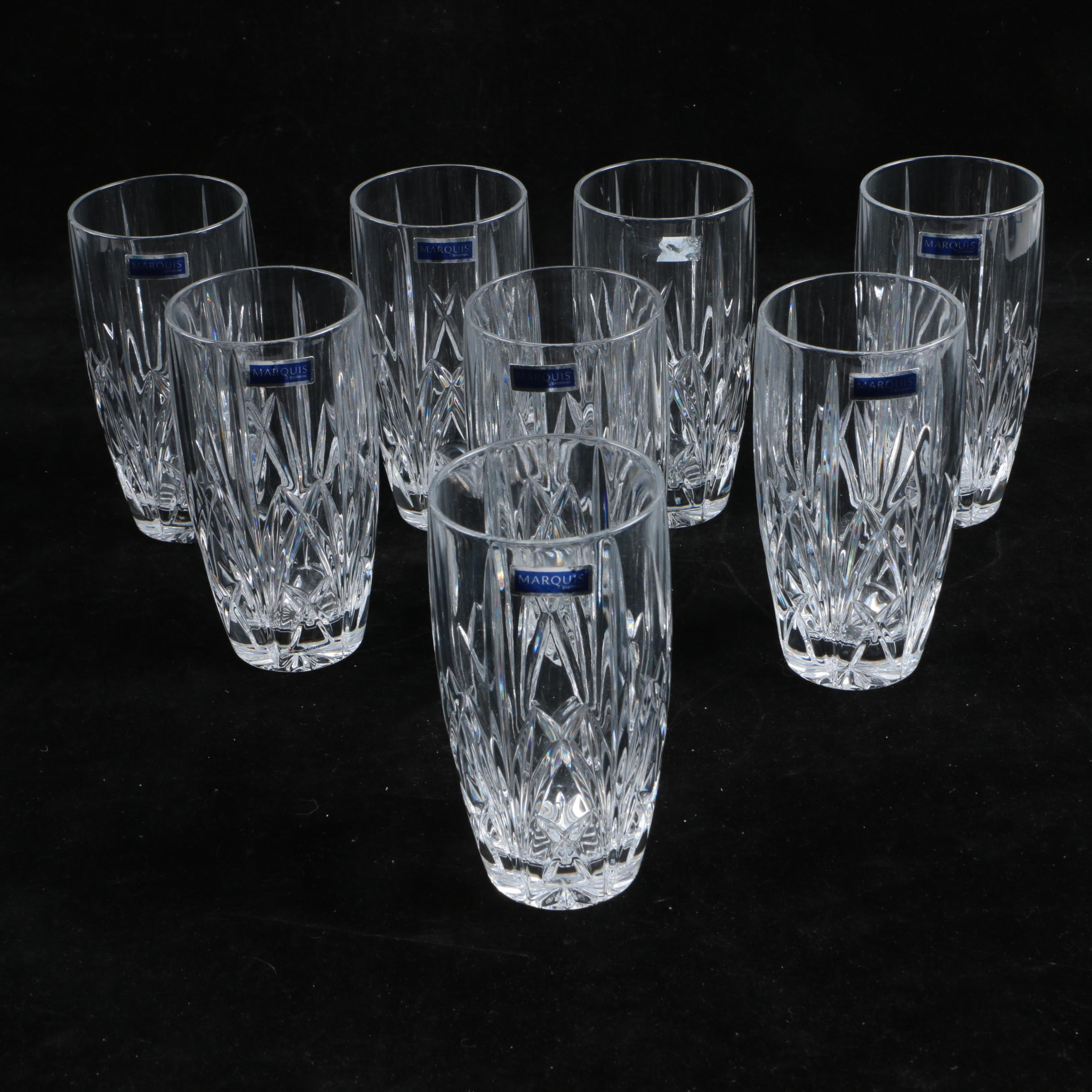 Marquis by Waterford 'Brookside' Crystal Highball Glasses