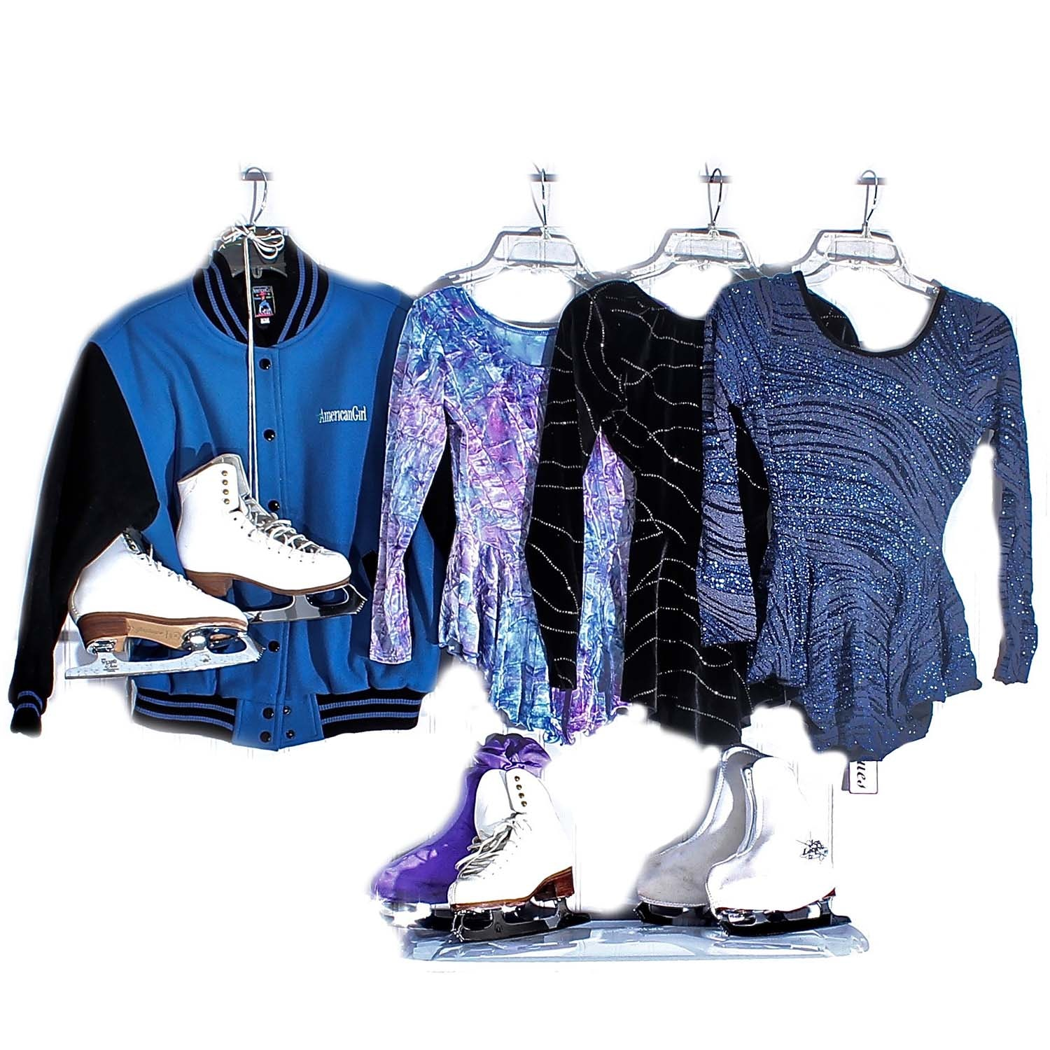 Professional Competitive Figure Skates and Performance Apparel