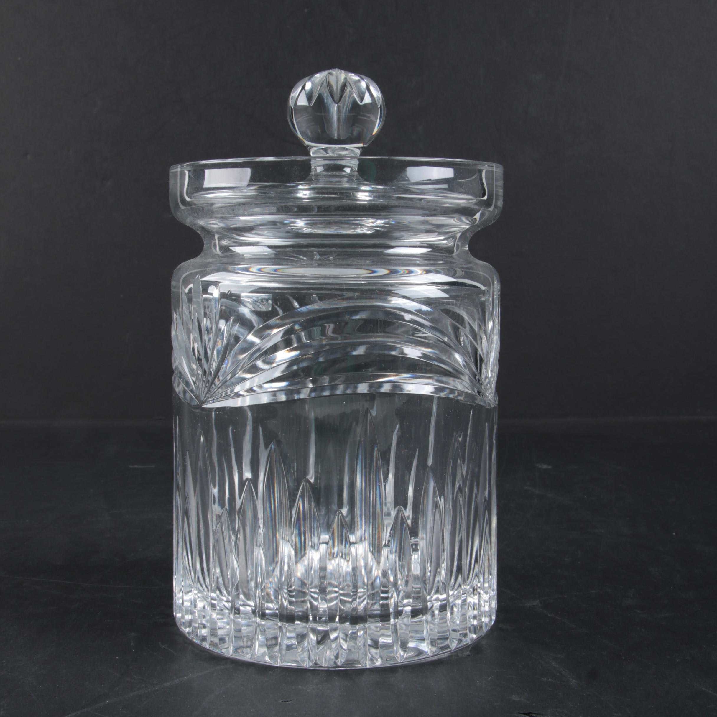 Marquis by Waterford Biscuit Jar