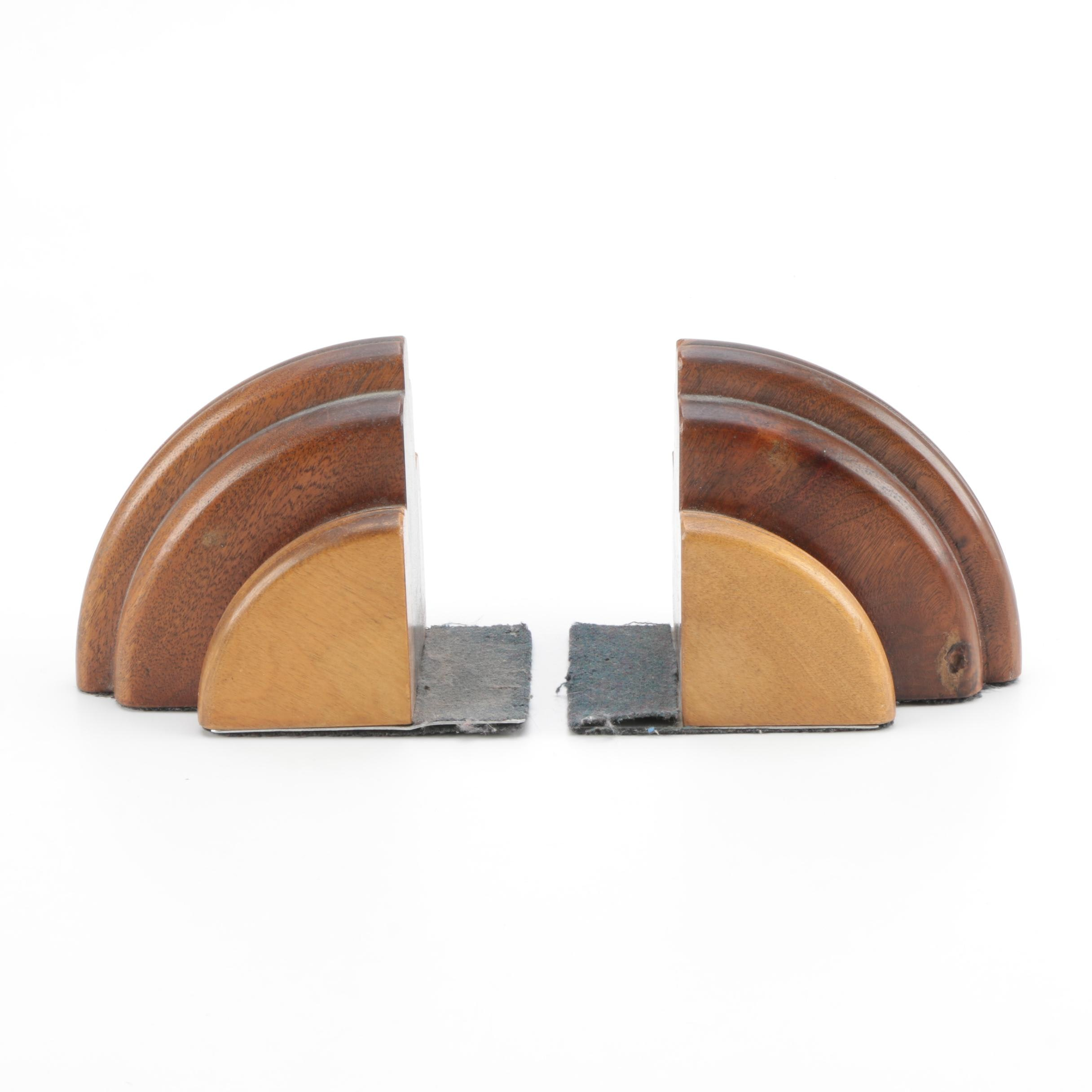 Art Deco-Style Bookends
