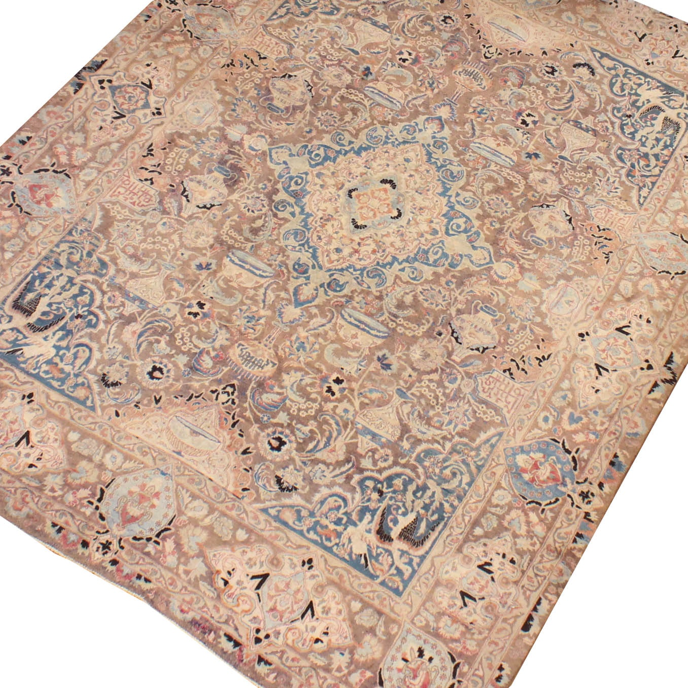 Hand-Knotted Room Size Persian Rug