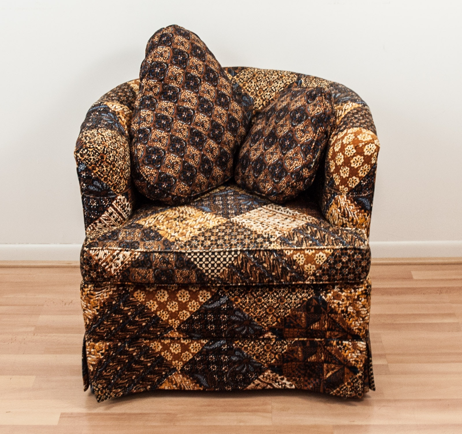 Patchwork Club Chair