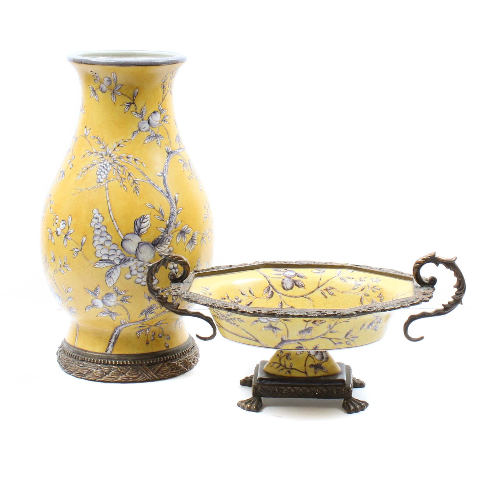 Chinese Ceramic Decor