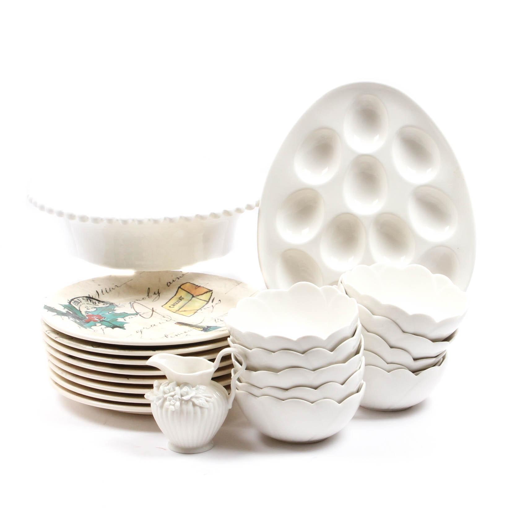 Tableware Featuring Williams-Sonoma