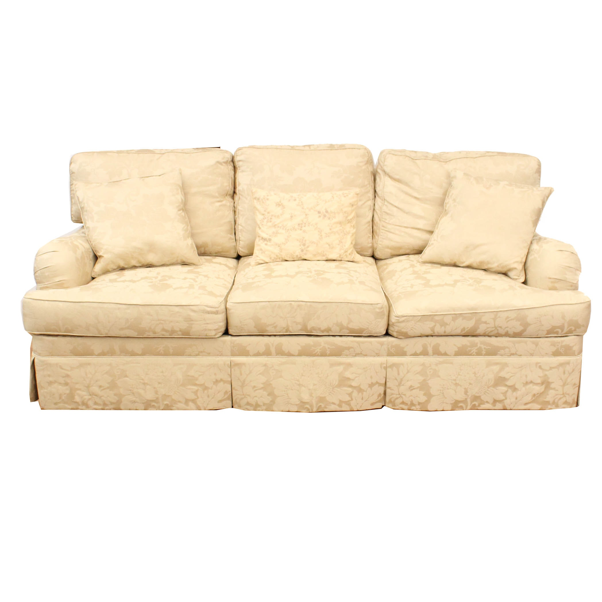Down Filled Sofa By Hickory Chair Furniture Company ...