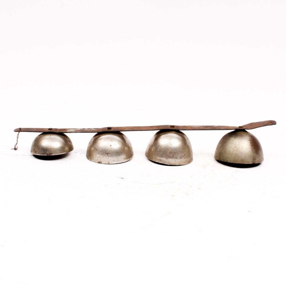 Brass Sleigh Bells