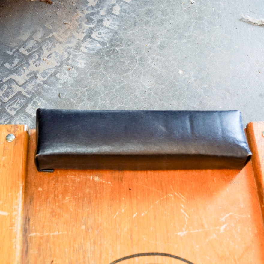 vintage mechanics creeper ebth. Black Bedroom Furniture Sets. Home Design Ideas