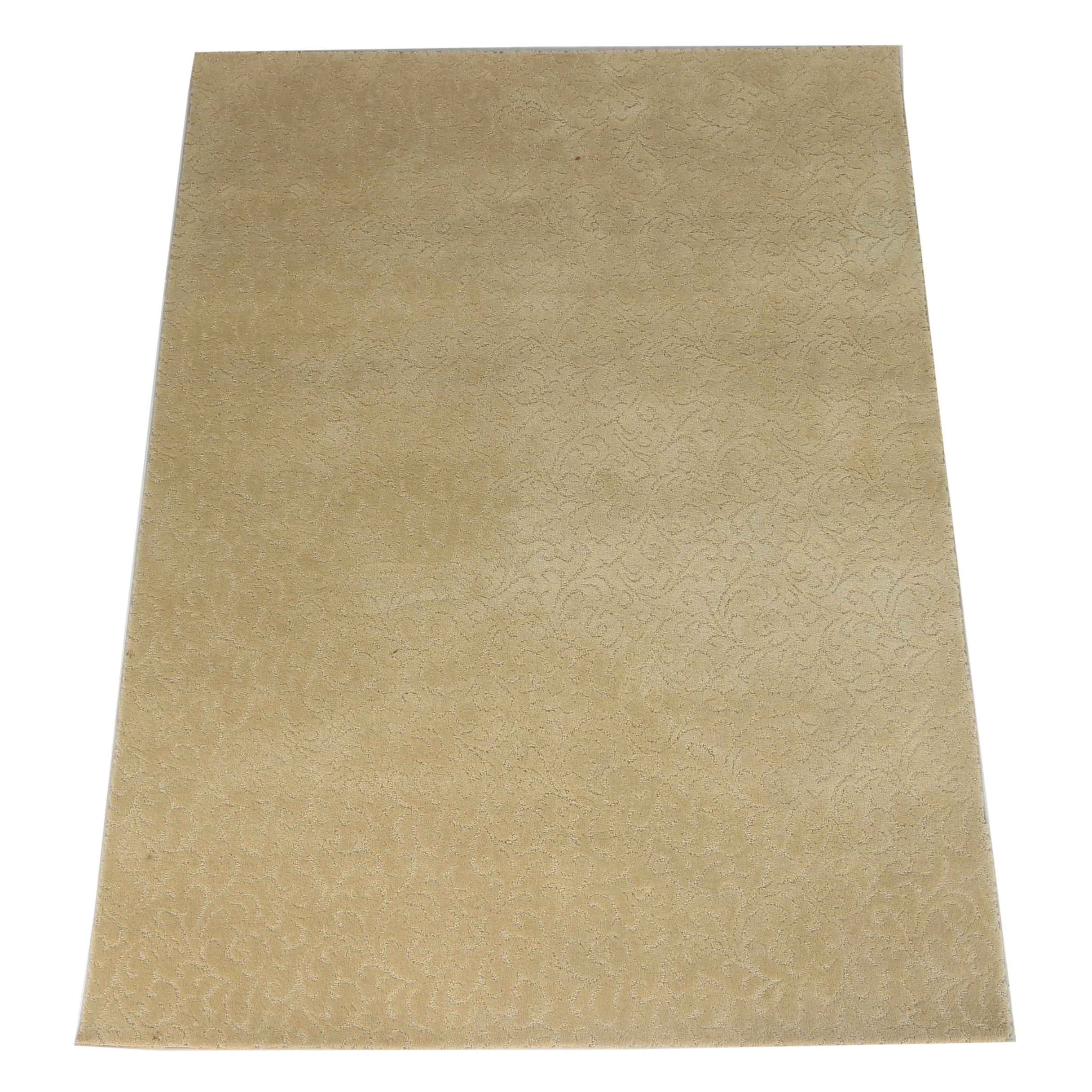 Power-Loomed Contemporary Area Rug