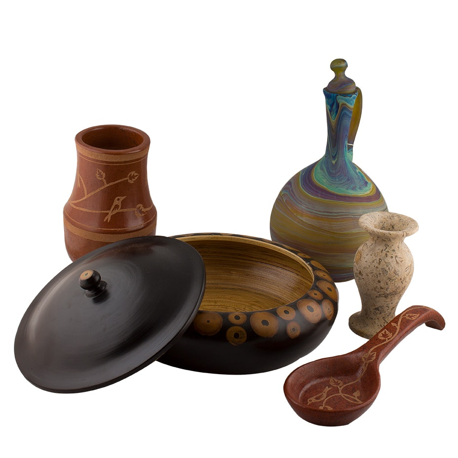 Handcrafted Pottery and Decor from Ten Thousand Villages