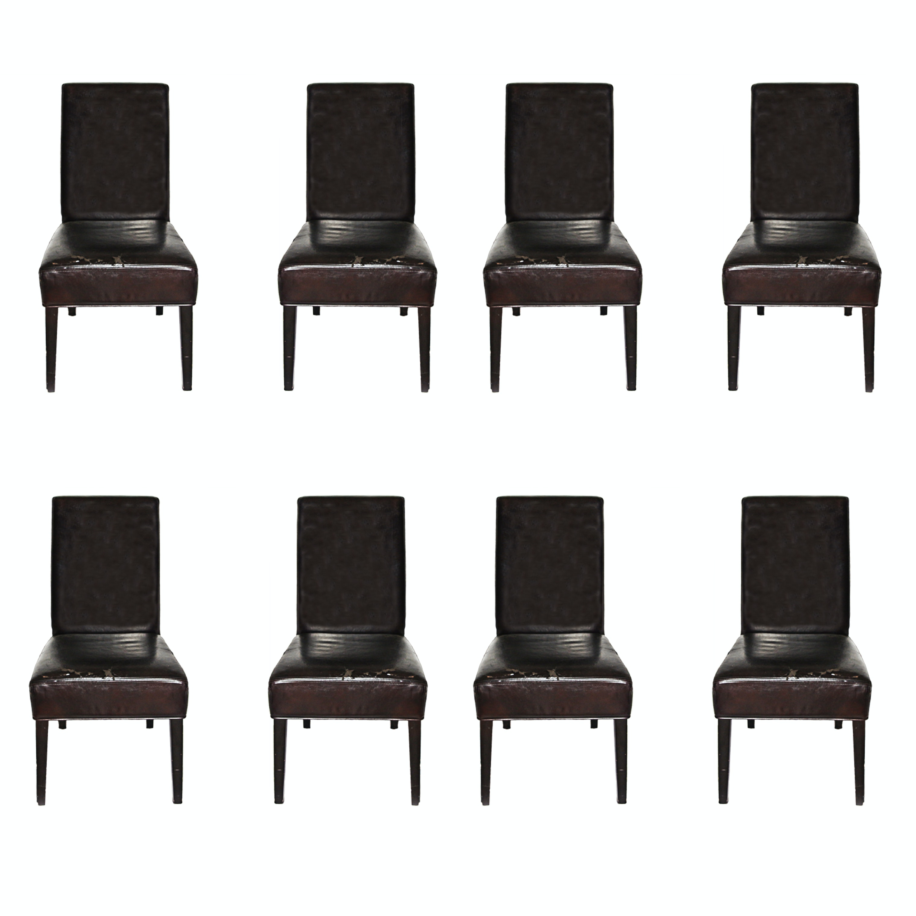 Parsons Style Side Chairs
