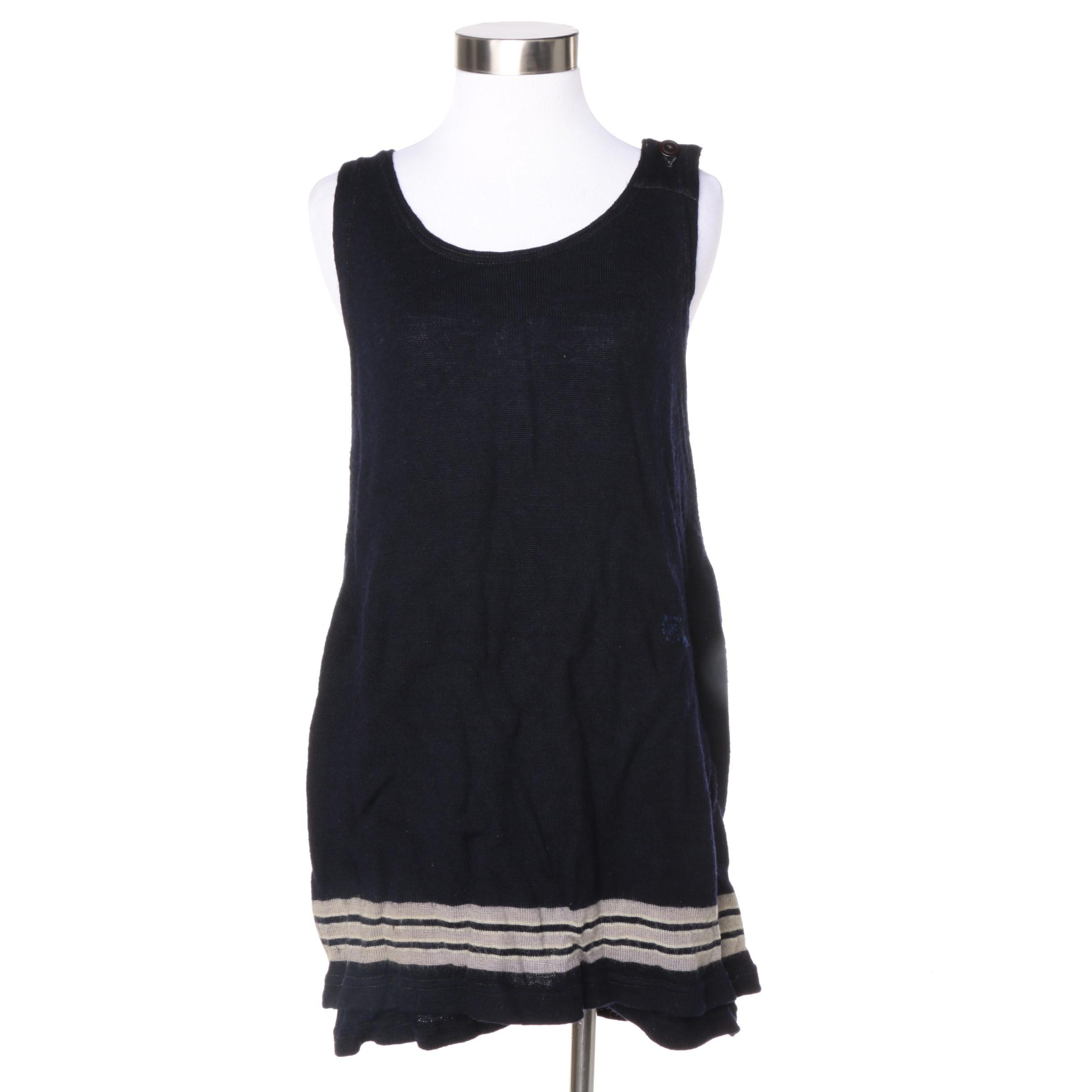 Men's Vintage Knit Swimsuit