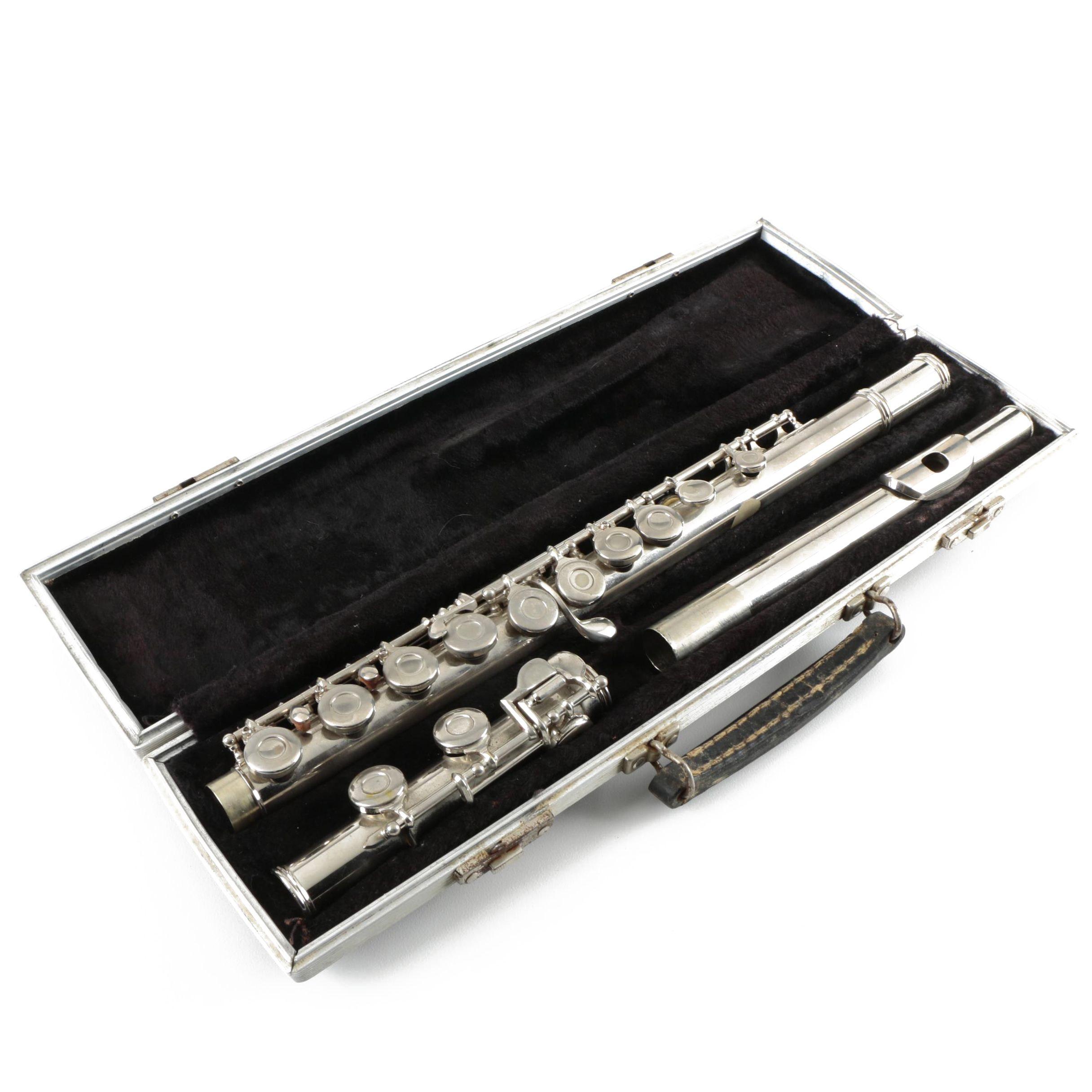 Gemeinhardt Flute With Case